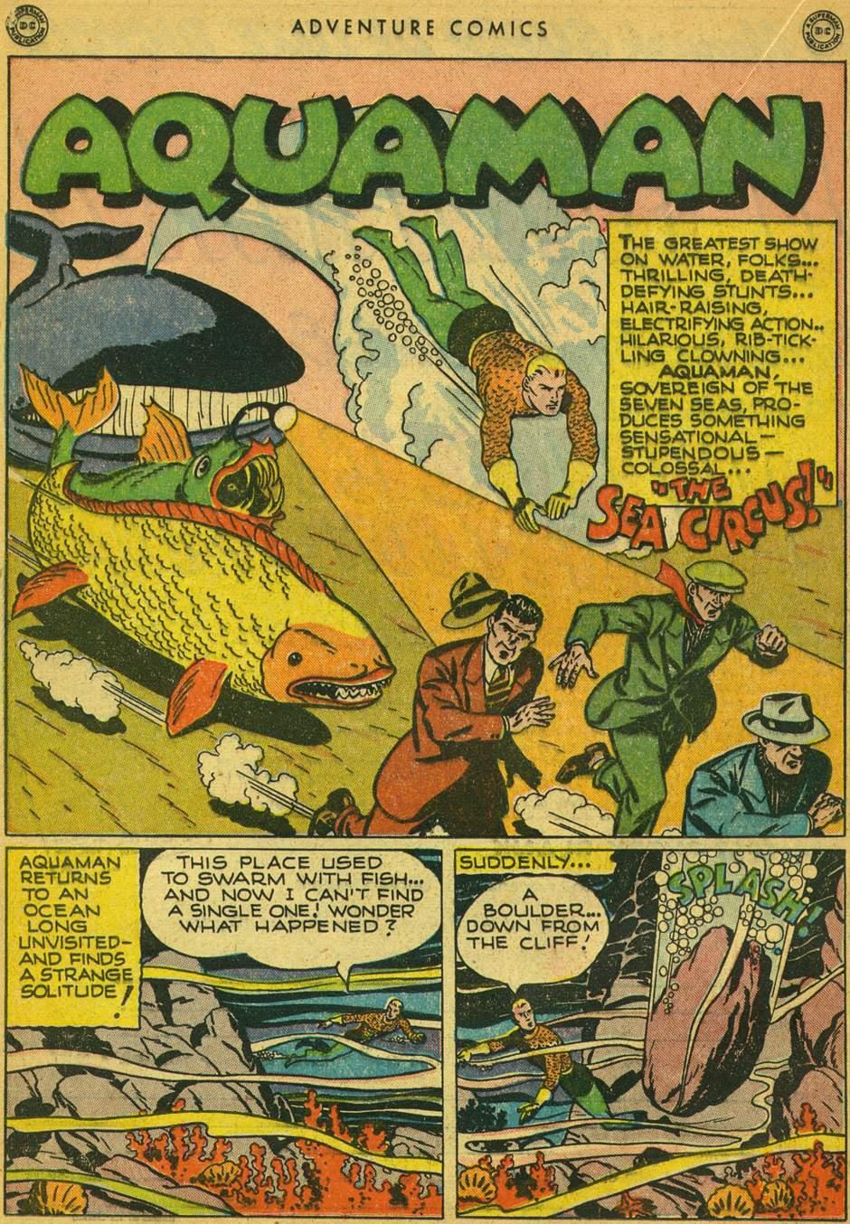 Read online Adventure Comics (1938) comic -  Issue #128 - 26