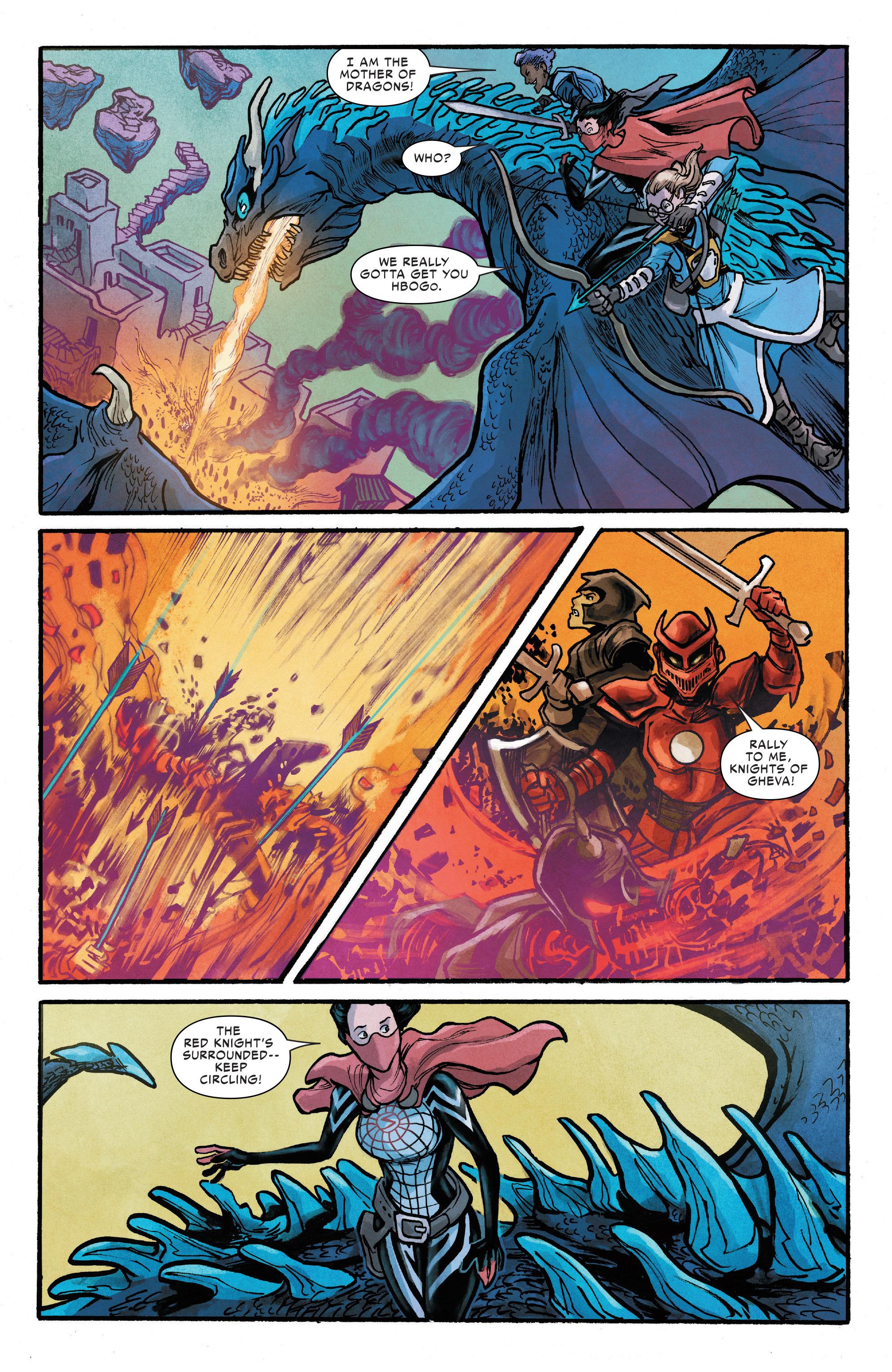 Read online Silk (2016) comic -  Issue #12 - 18