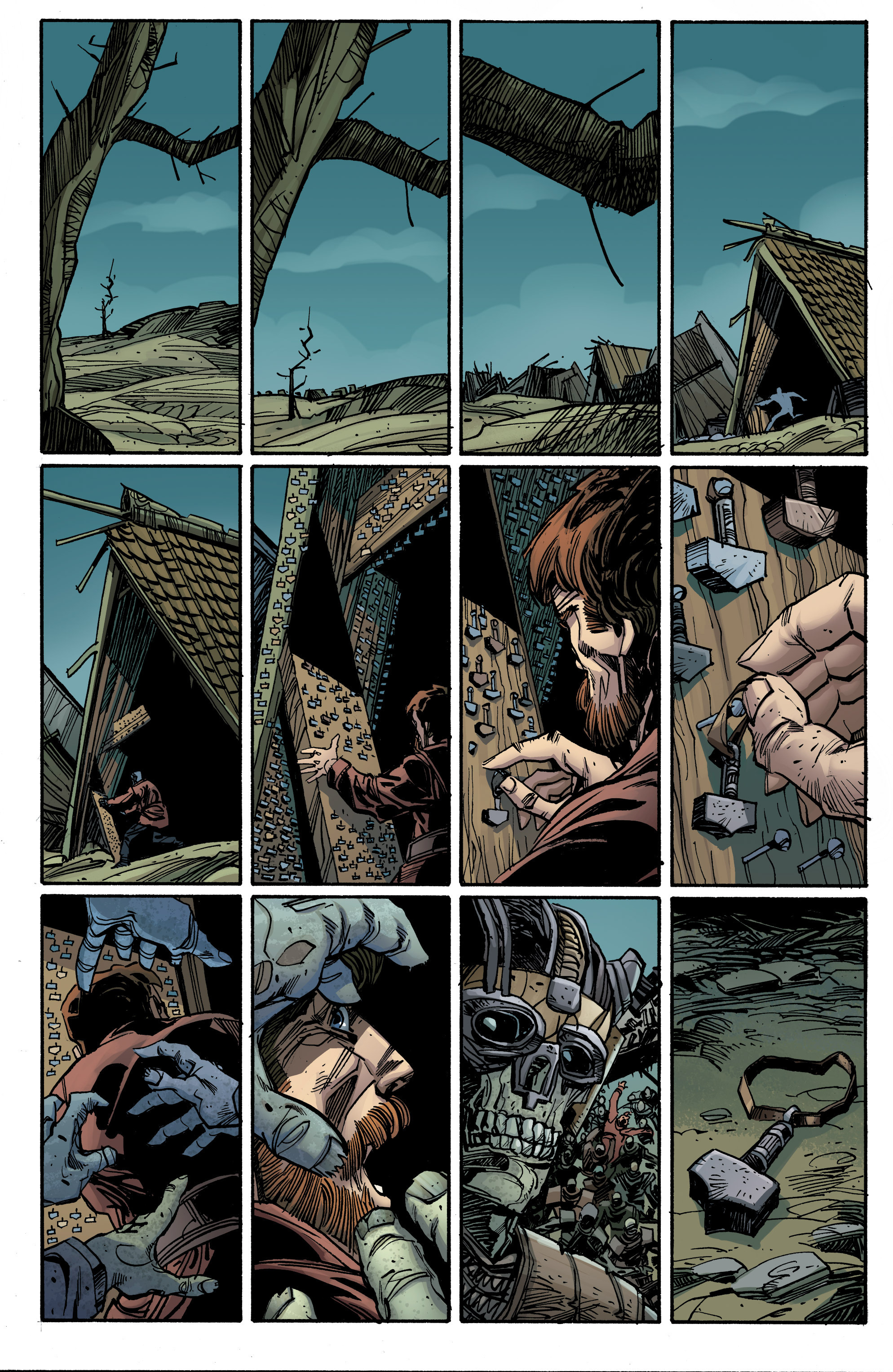 Read online Ragnarok comic -  Issue #10 - 3