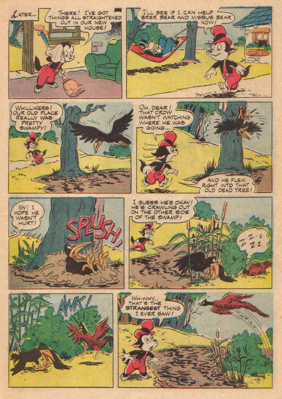 Walt Disney's Comics and Stories issue 145 - Page 15
