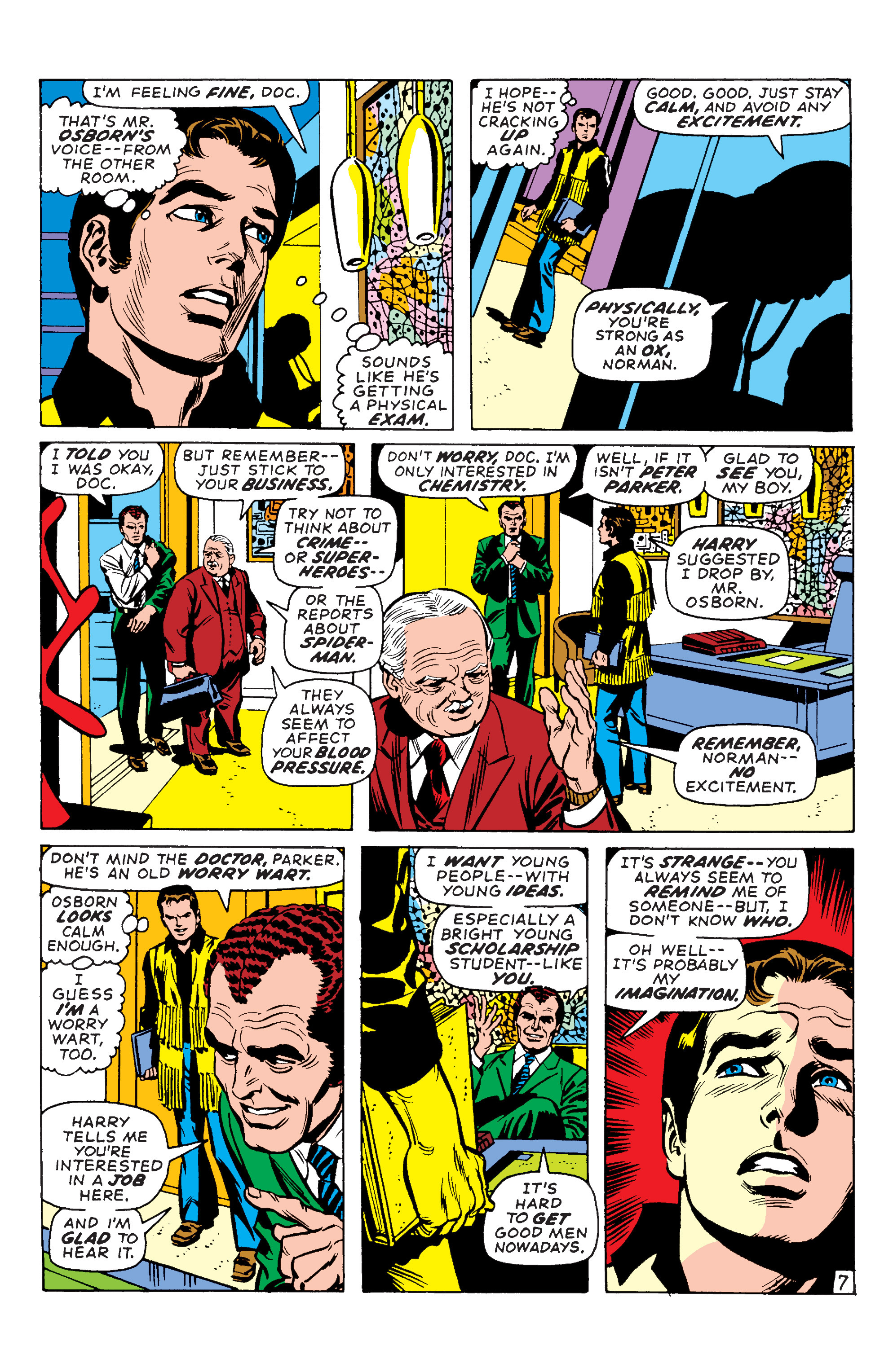 The Amazing Spider-Man (1963) 96 Page 7
