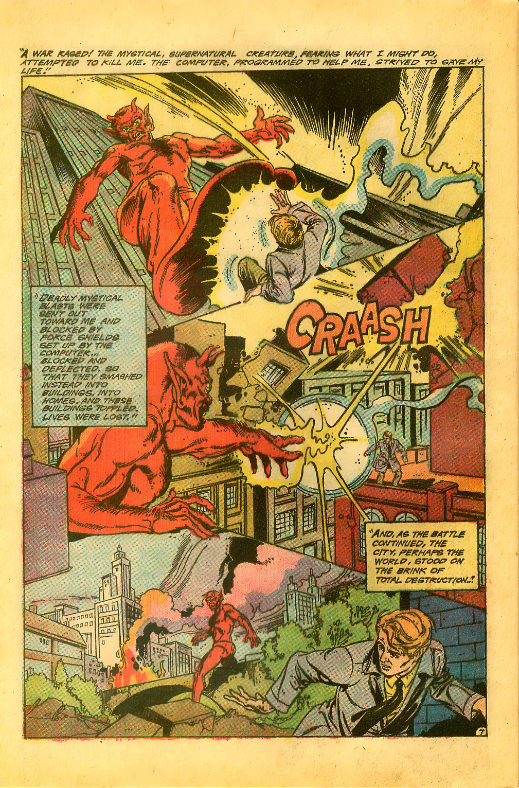 Weird Mystery Tales issue 7 - Page 28