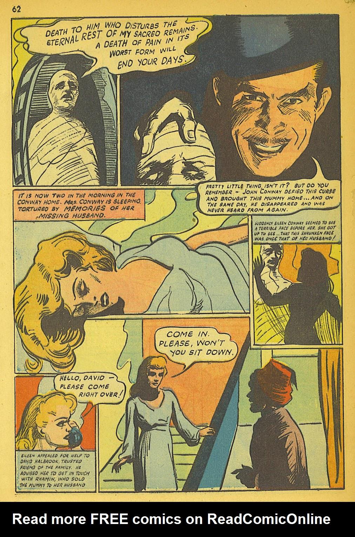 Read online Super-Magician Comics comic -  Issue #19 - 54