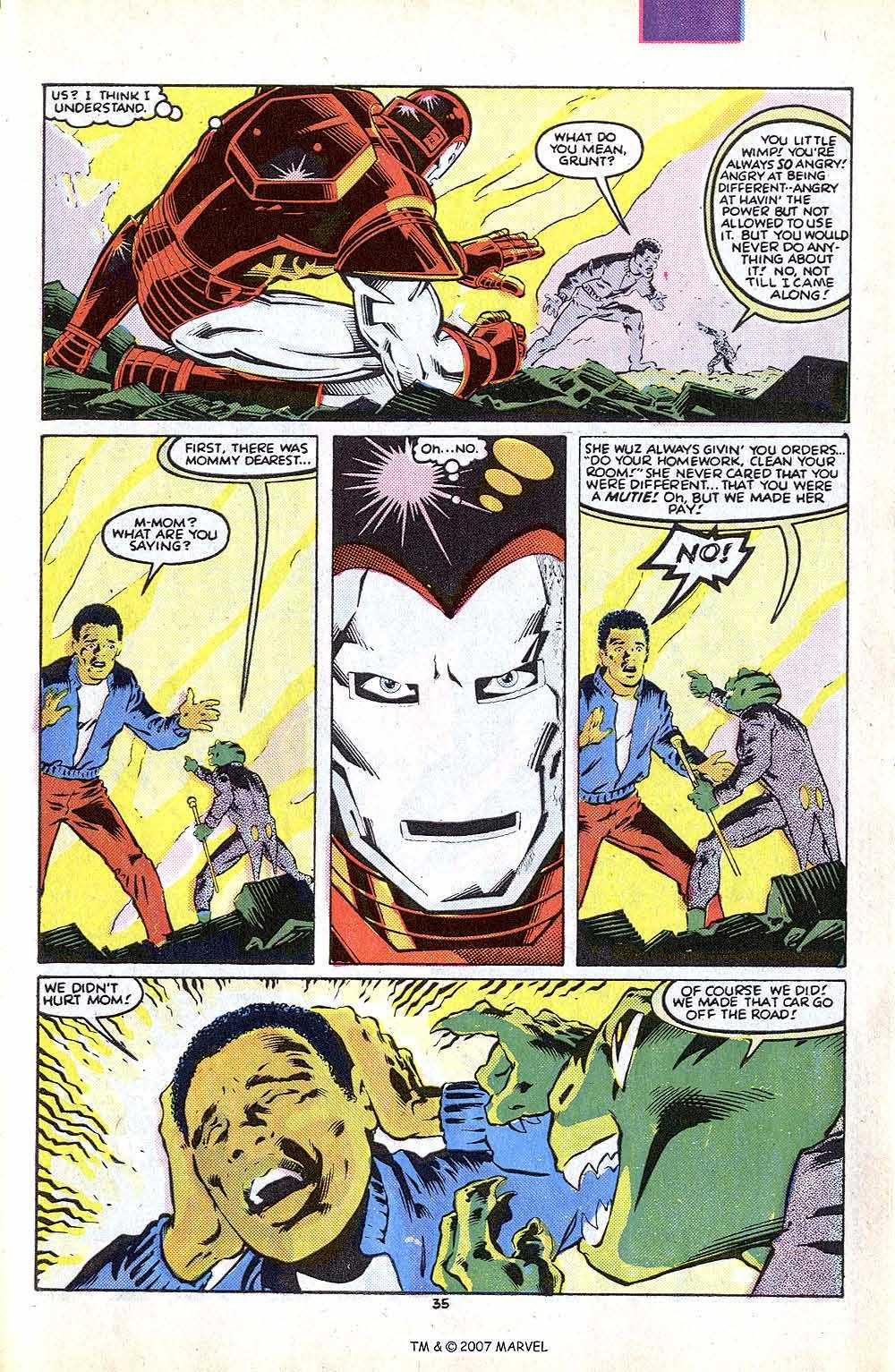 Iron Man Annual issue 8 - Page 43