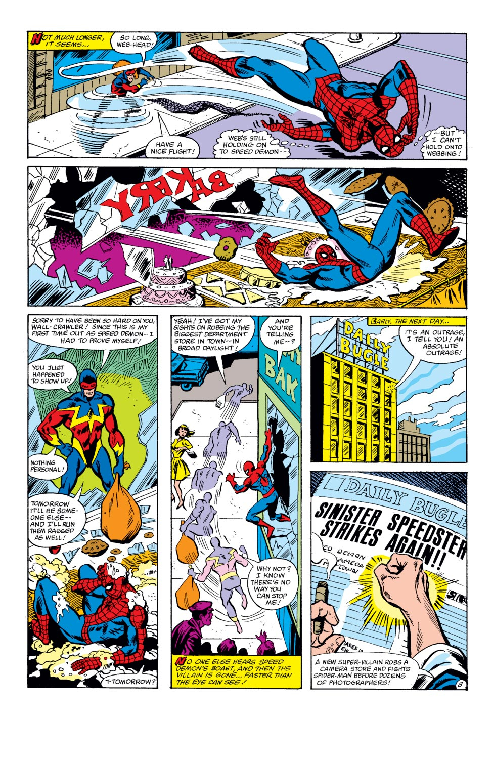 The Amazing Spider-Man (1963) 222 Page 8