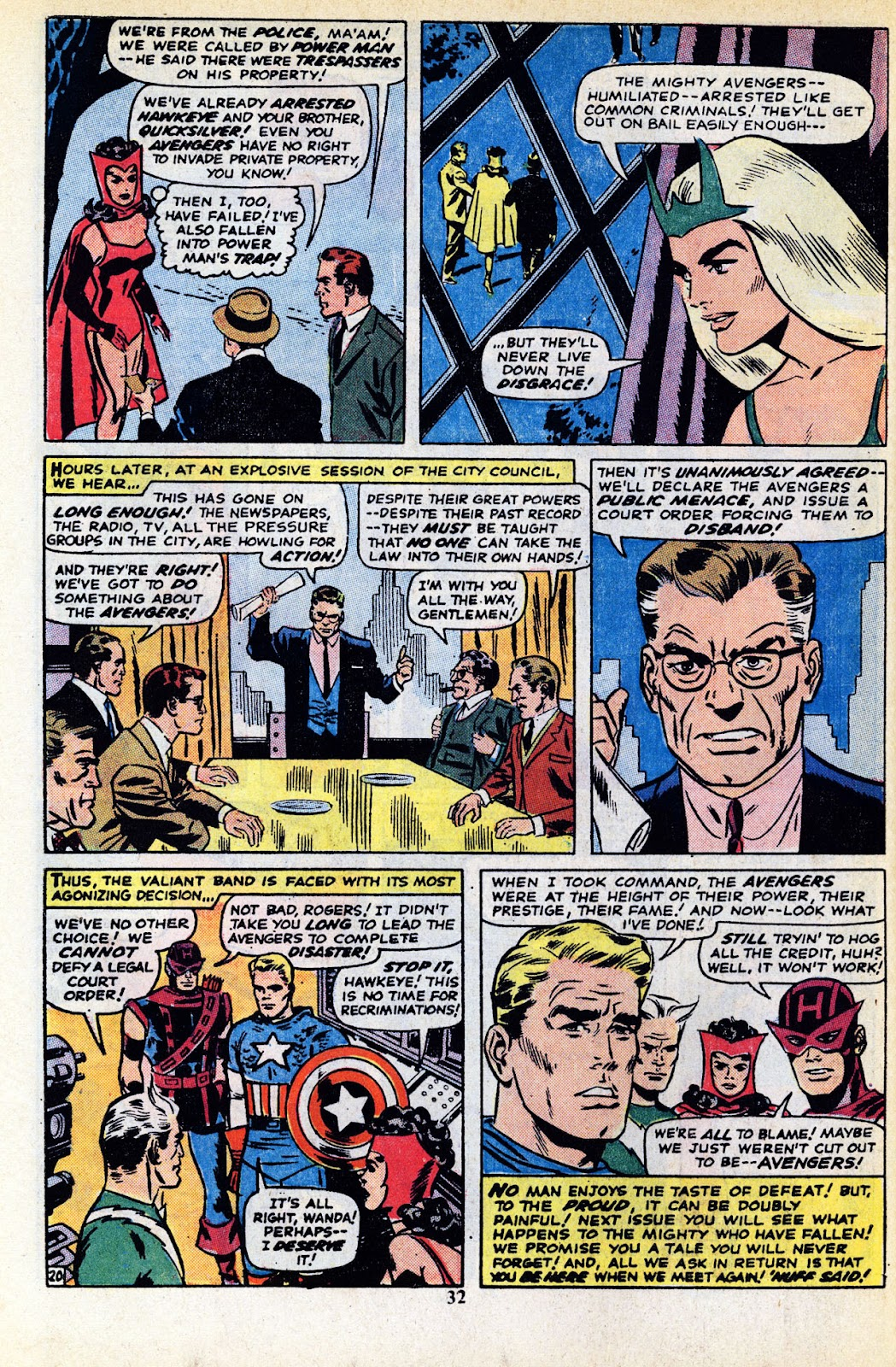 Marvel Triple Action (1972) issue 15 - Page 34