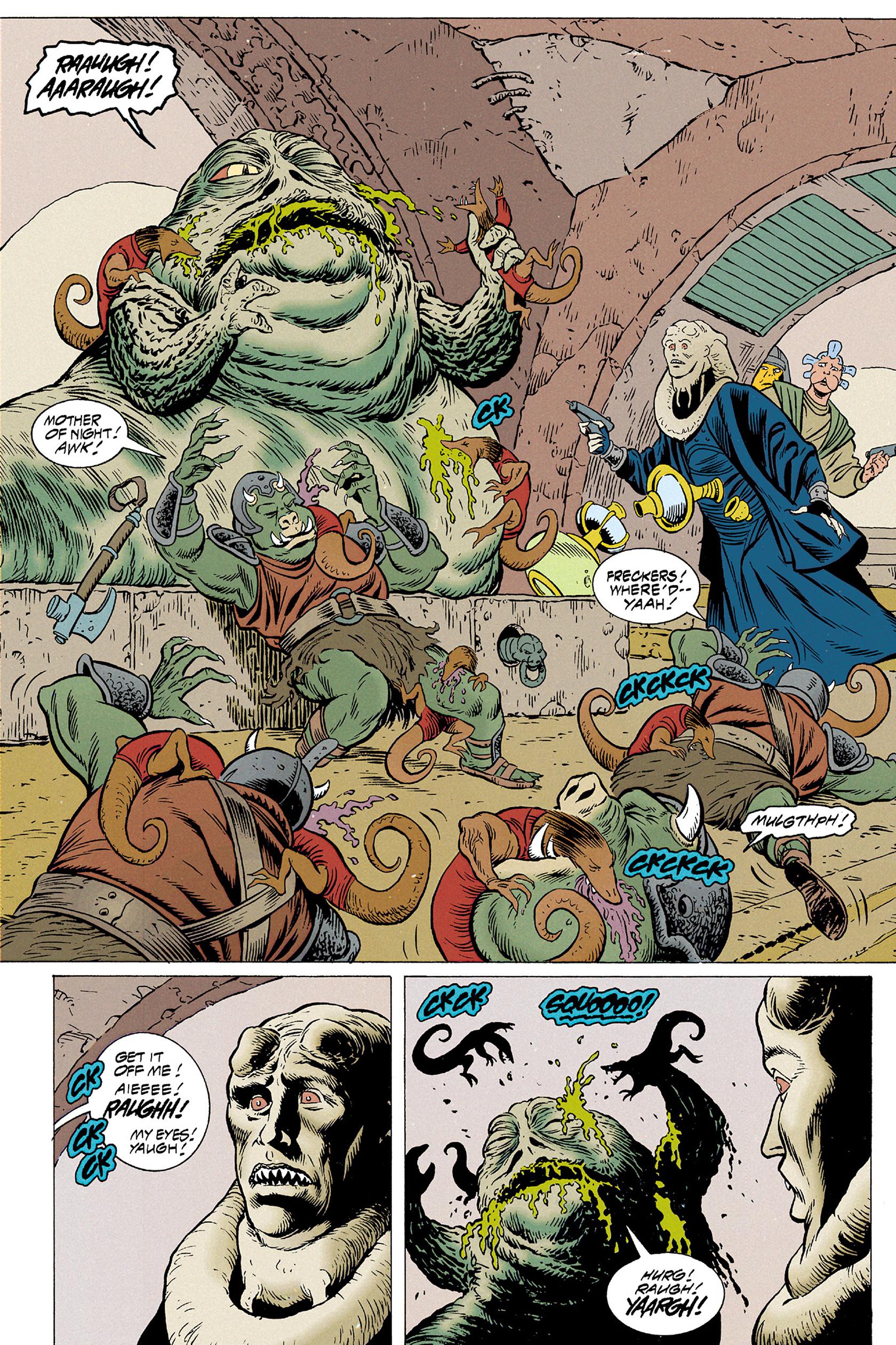 Read online Star Wars Omnibus comic -  Issue # Vol. 30 - 256