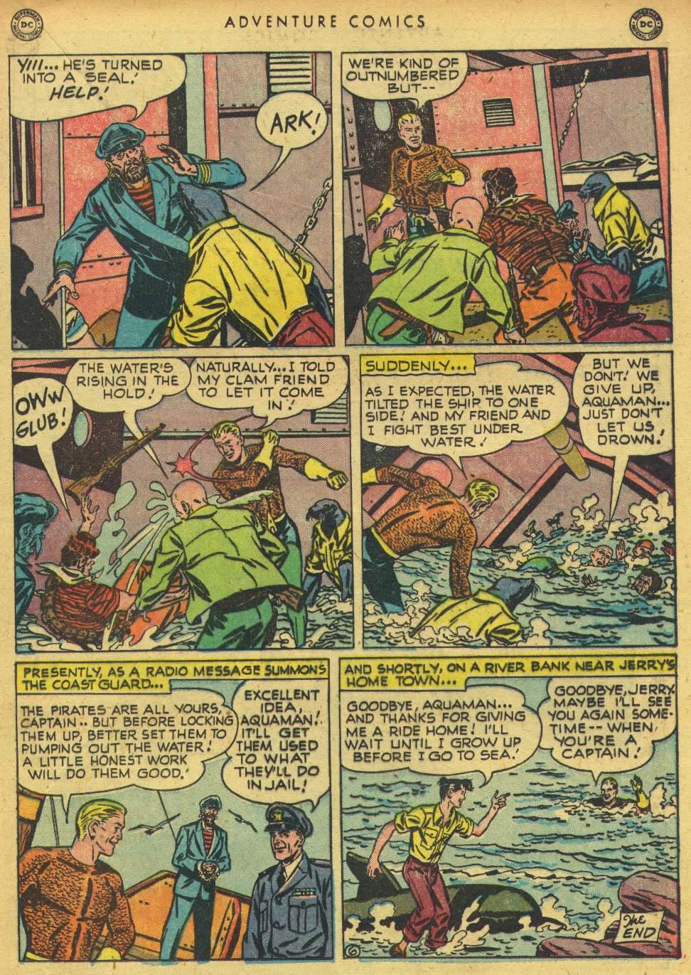 Read online Adventure Comics (1938) comic -  Issue #150 - 19