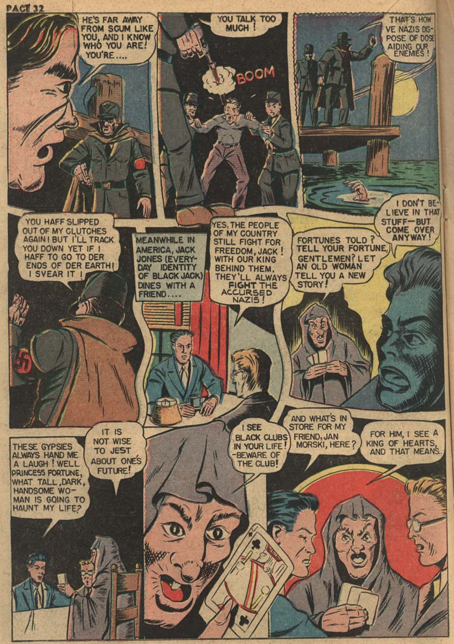 Zip Comics issue 31 - Page 32