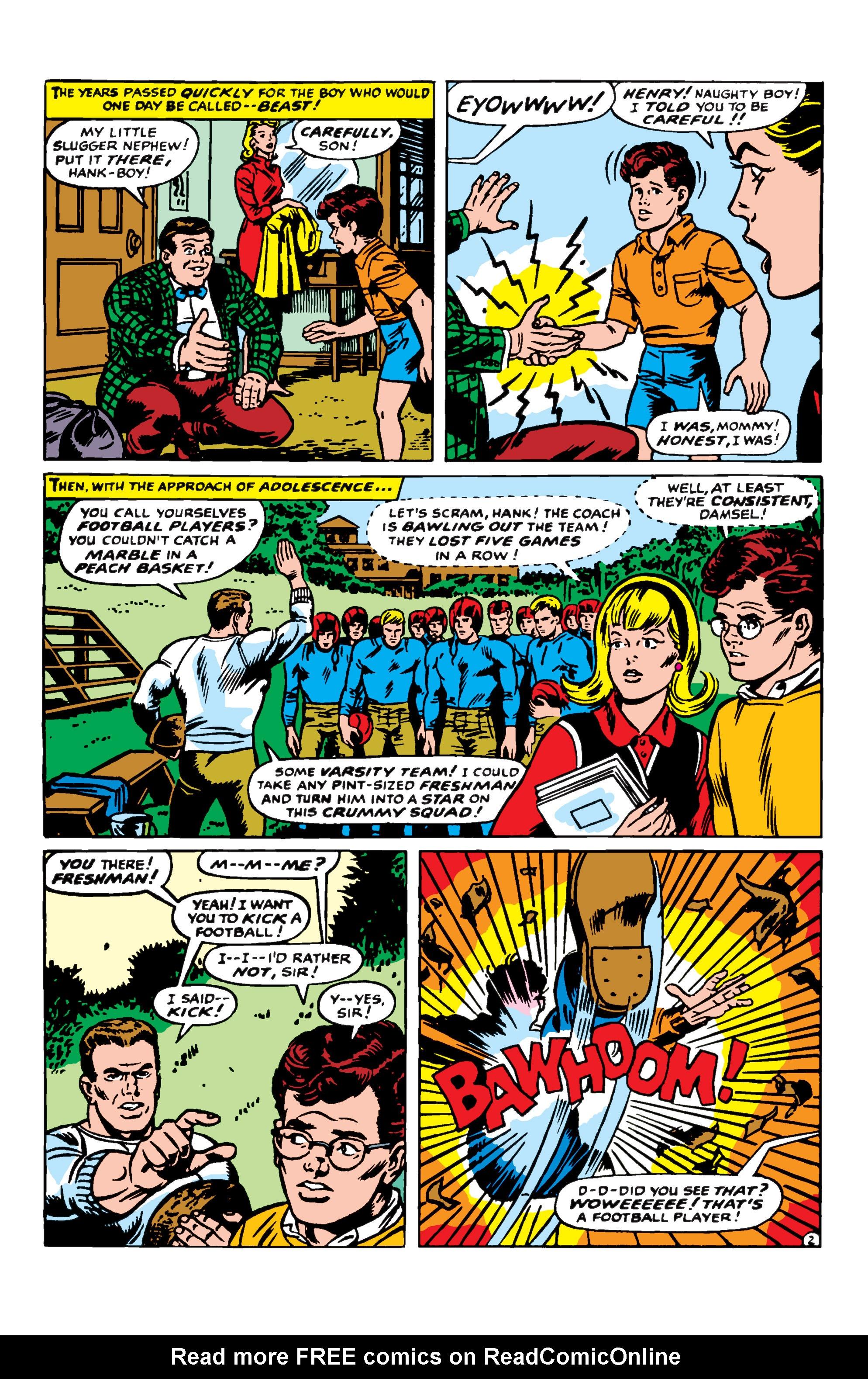 Read online Uncanny X-Men (1963) comic -  Issue #50 - 17