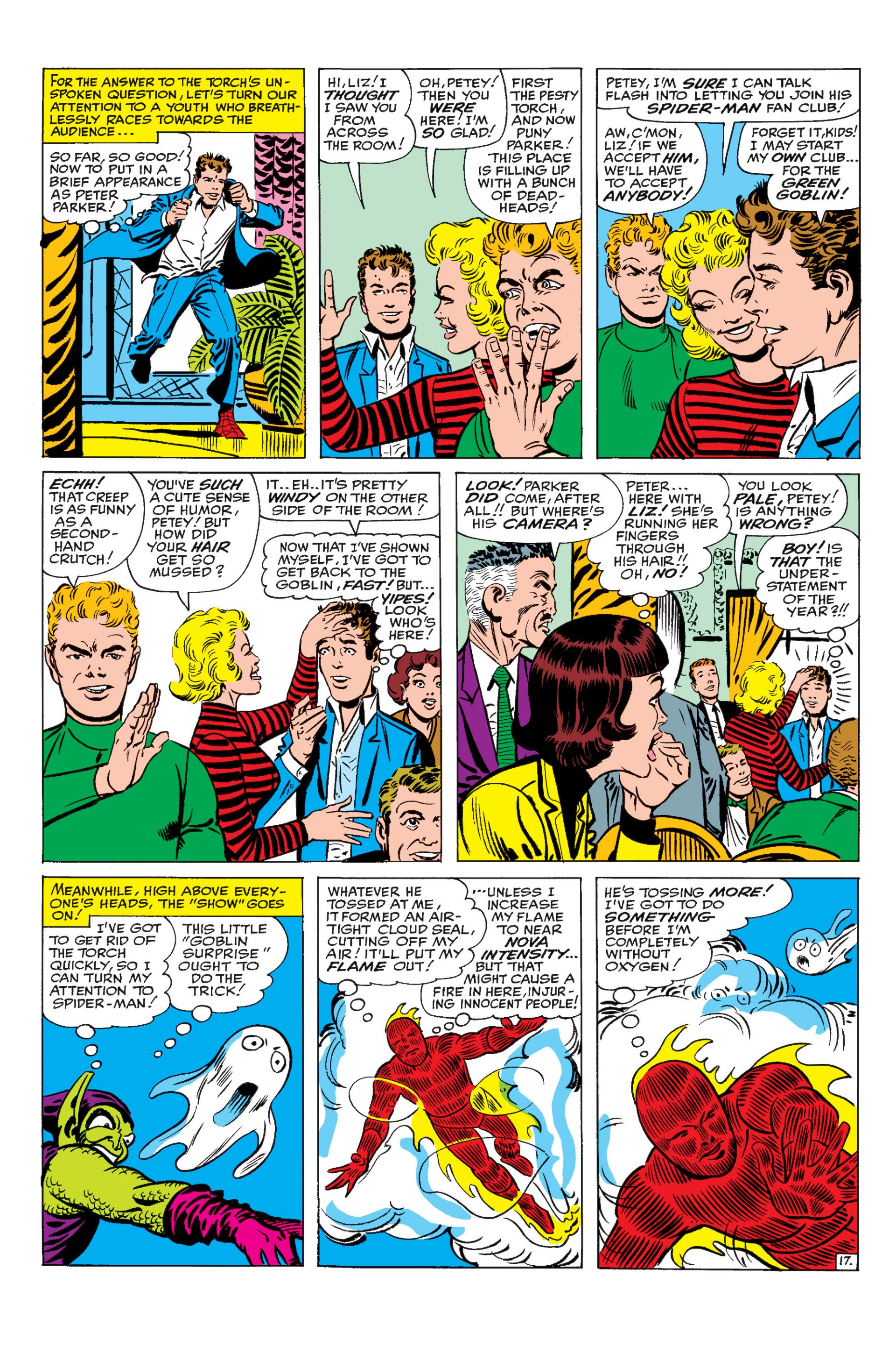 The Amazing Spider-Man (1963) 17 Page 17