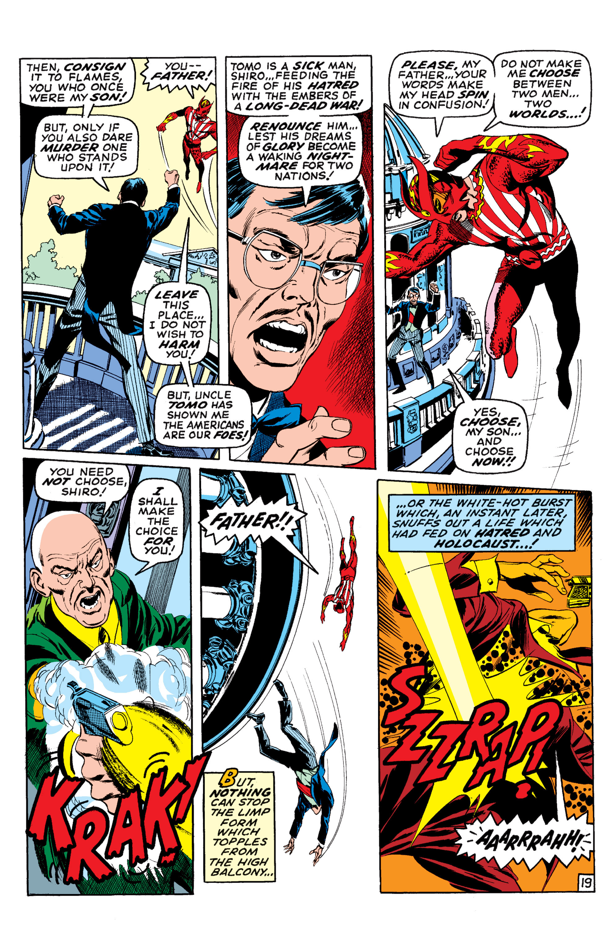 Read online Uncanny X-Men (1963) comic -  Issue #64 - 20