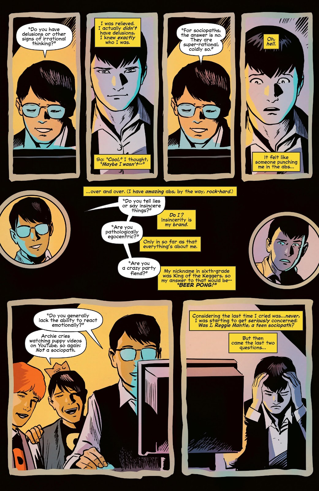 Afterlife with Archie issue 9 - Page 10