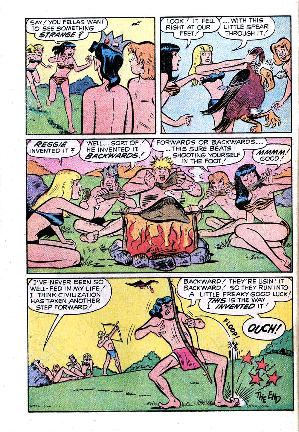 Read online Archie (1960) comic -  Issue #210 - 24