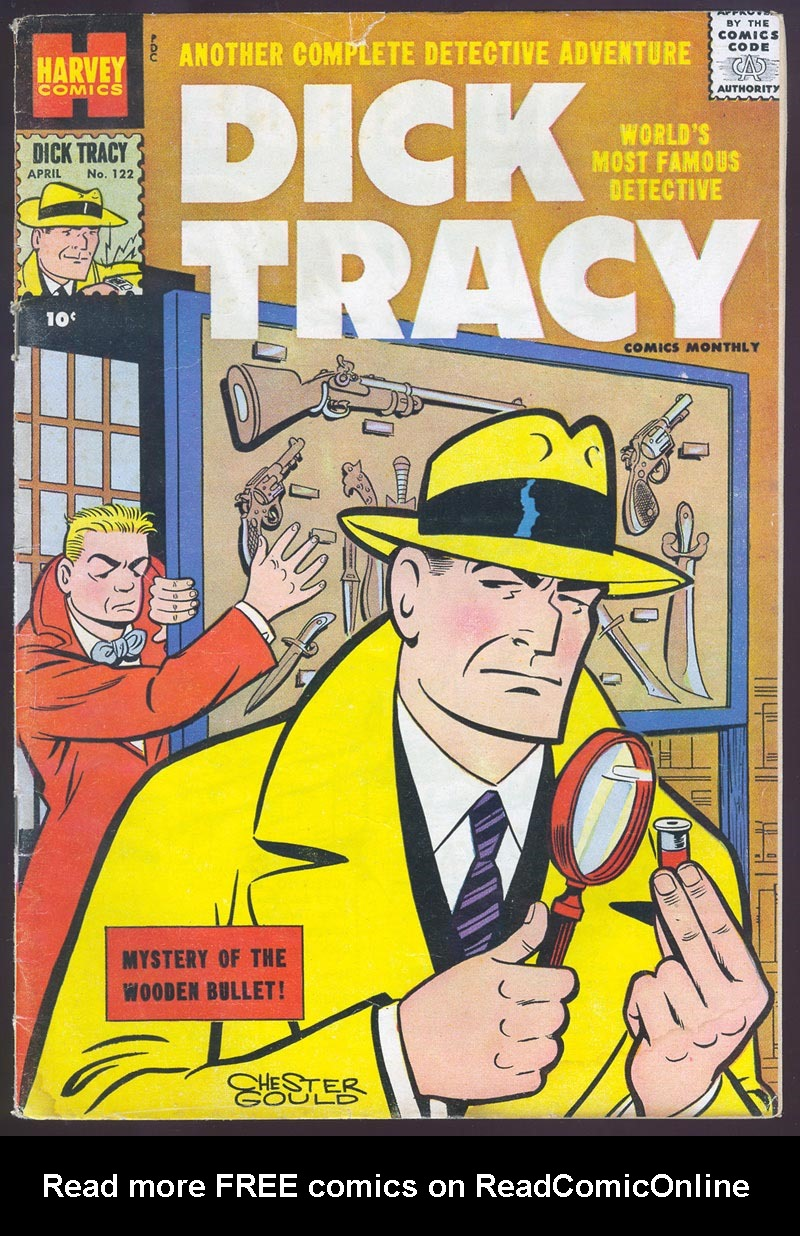 Dick Tracy (1950) 122 Page 1