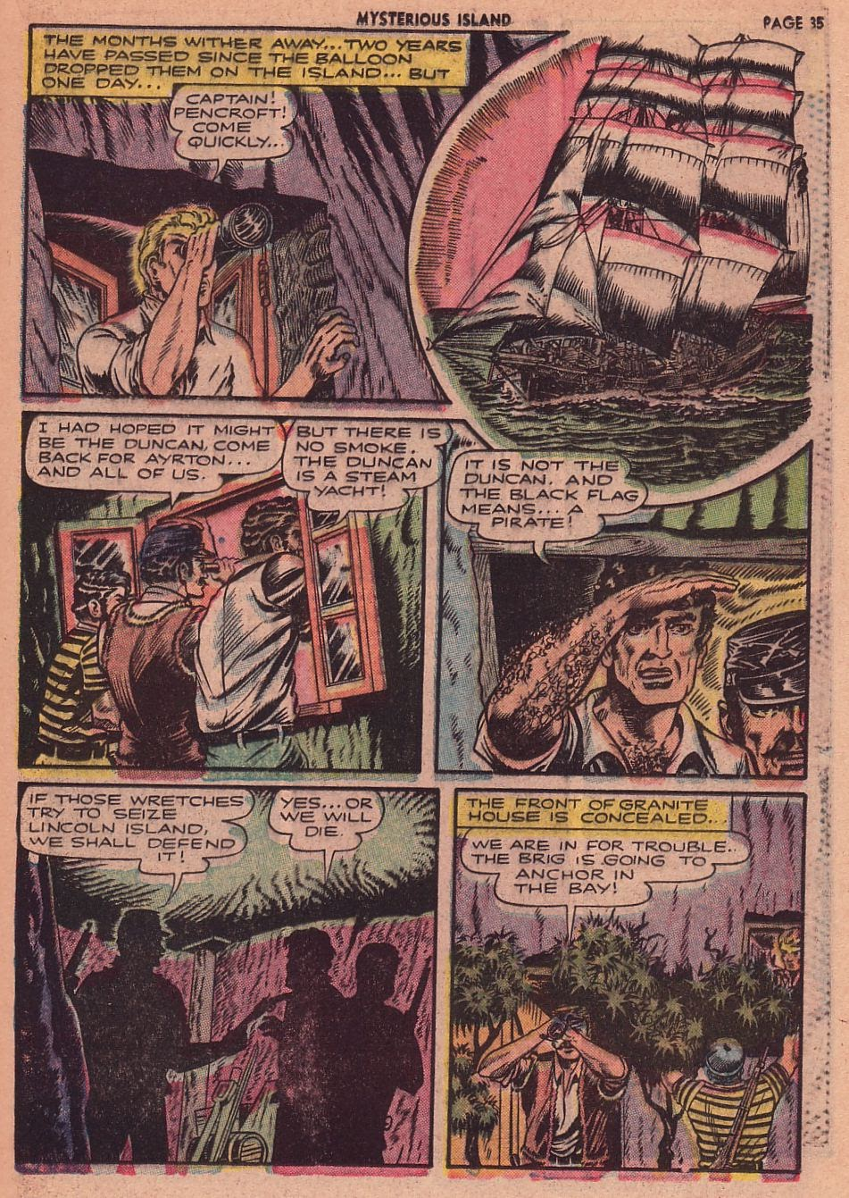 Classics Illustrated issue 34 - Page 33