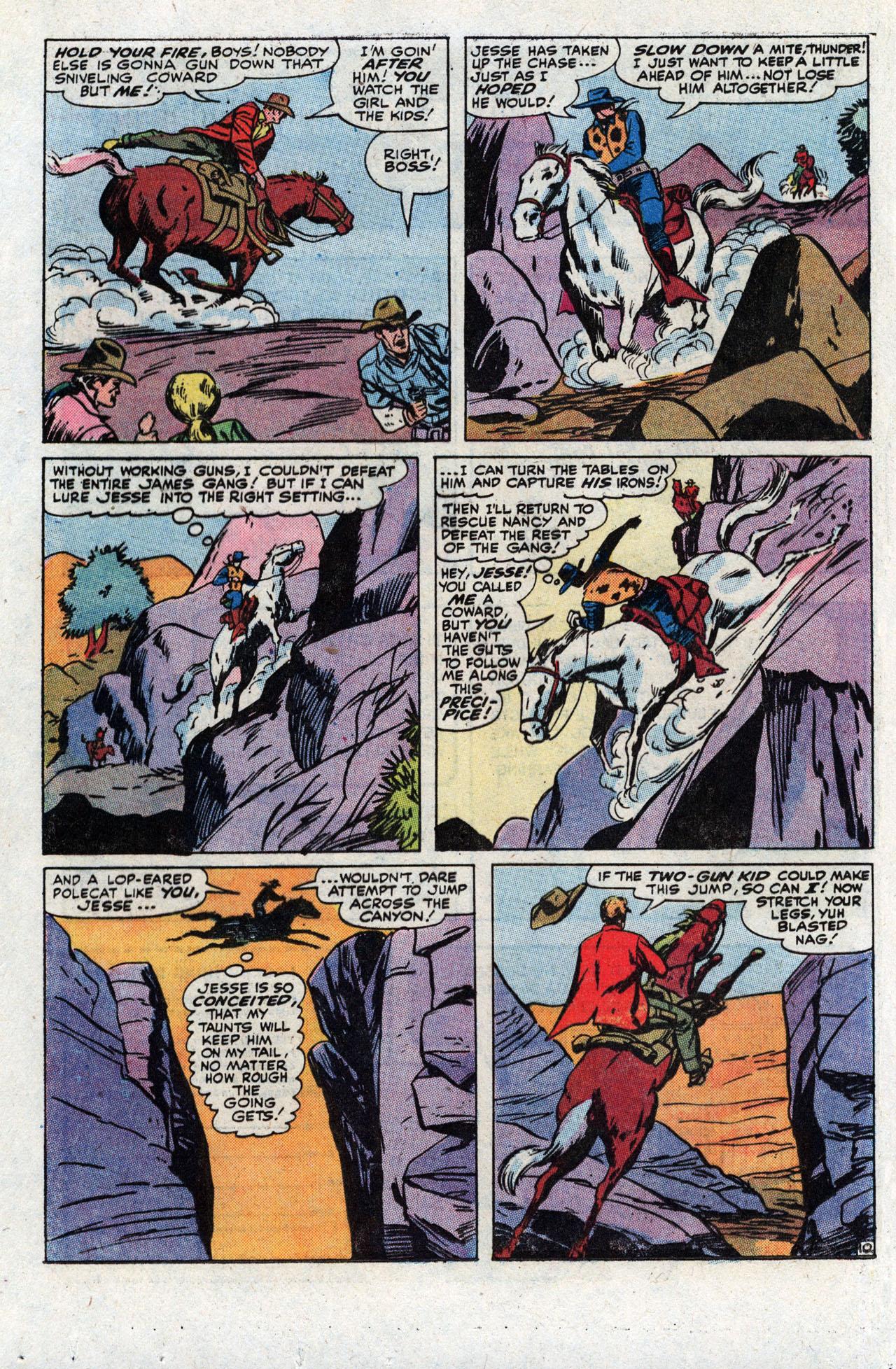 Read online Two-Gun Kid comic -  Issue #111 - 16