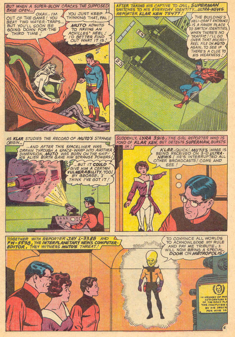 Read online Action Comics (1938) comic -  Issue #339 - 7