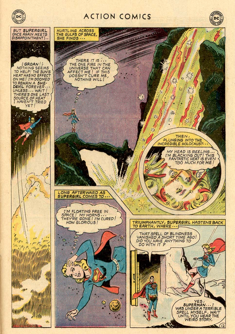 Read online Action Comics (1938) comic -  Issue #324 - 33