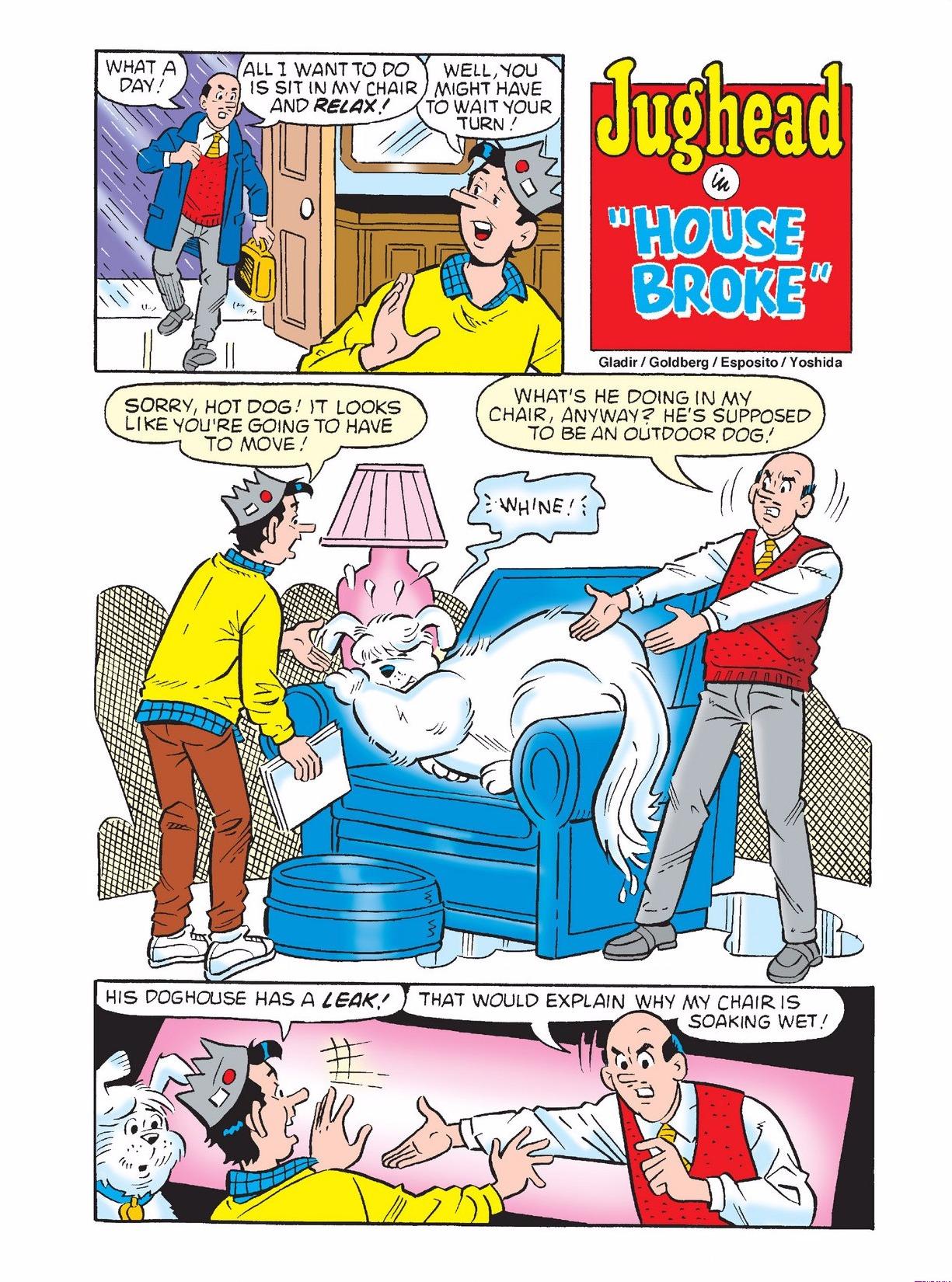Read online Archie 1000 Page Comics Bonanza comic -  Issue #3 (Part 1) - 20