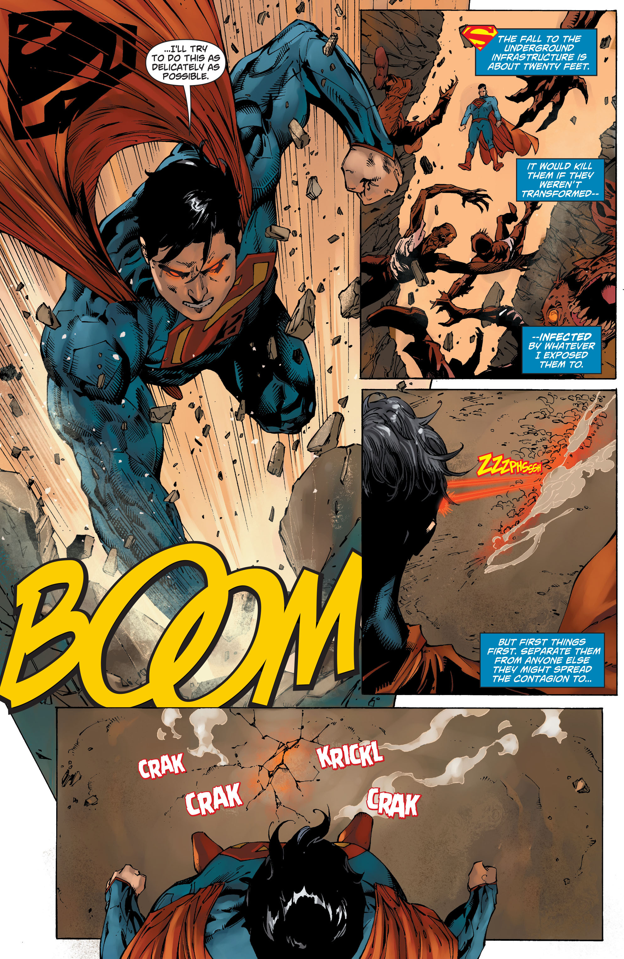 Read online Action Comics (2011) comic -  Issue #20 - 18