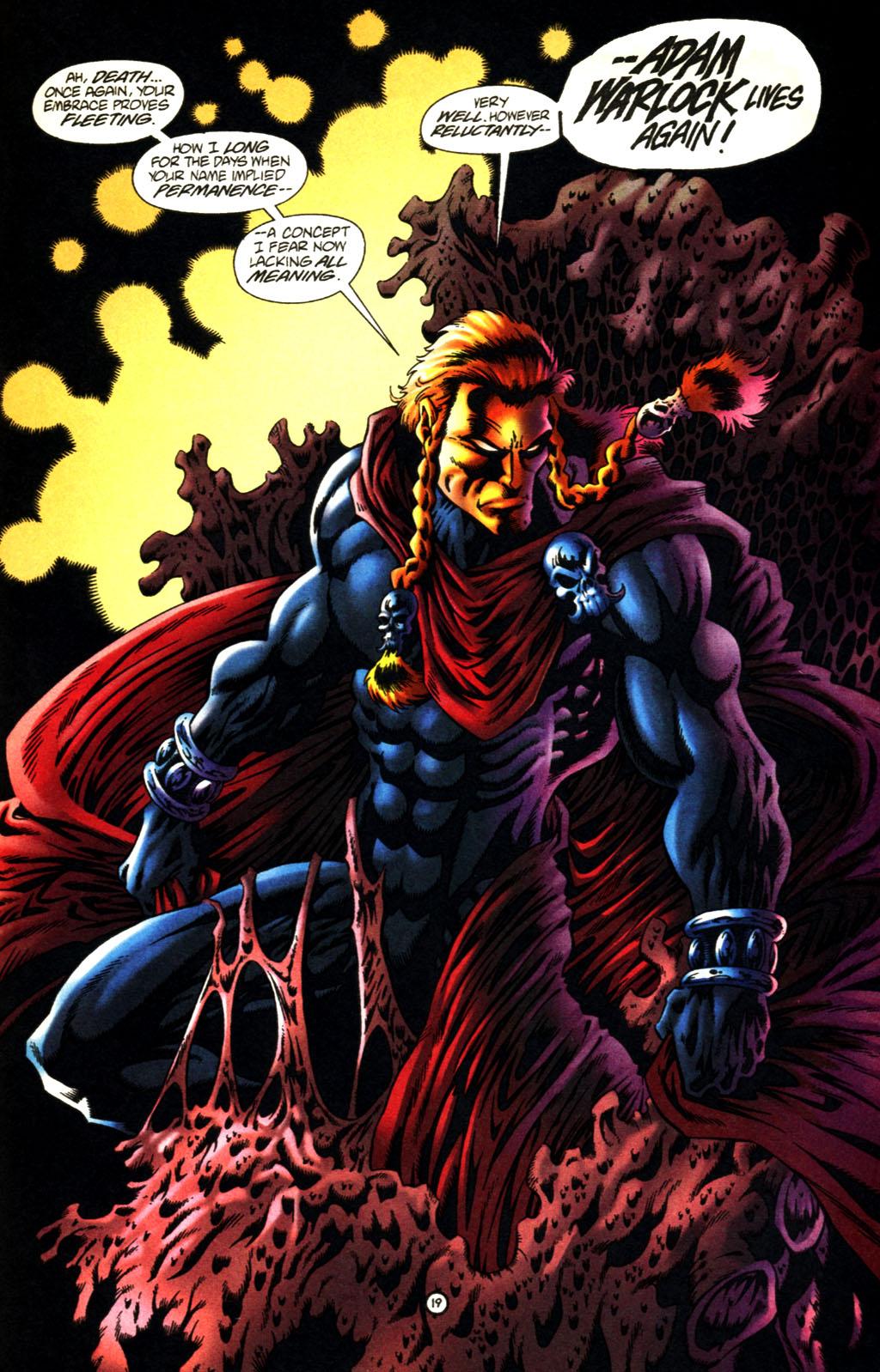 Read online Rune (1995) comic -  Issue # _Infinity - 20