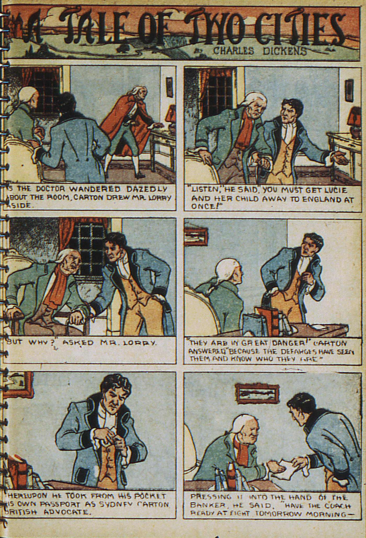 Read online Adventure Comics (1938) comic -  Issue #23 - 7