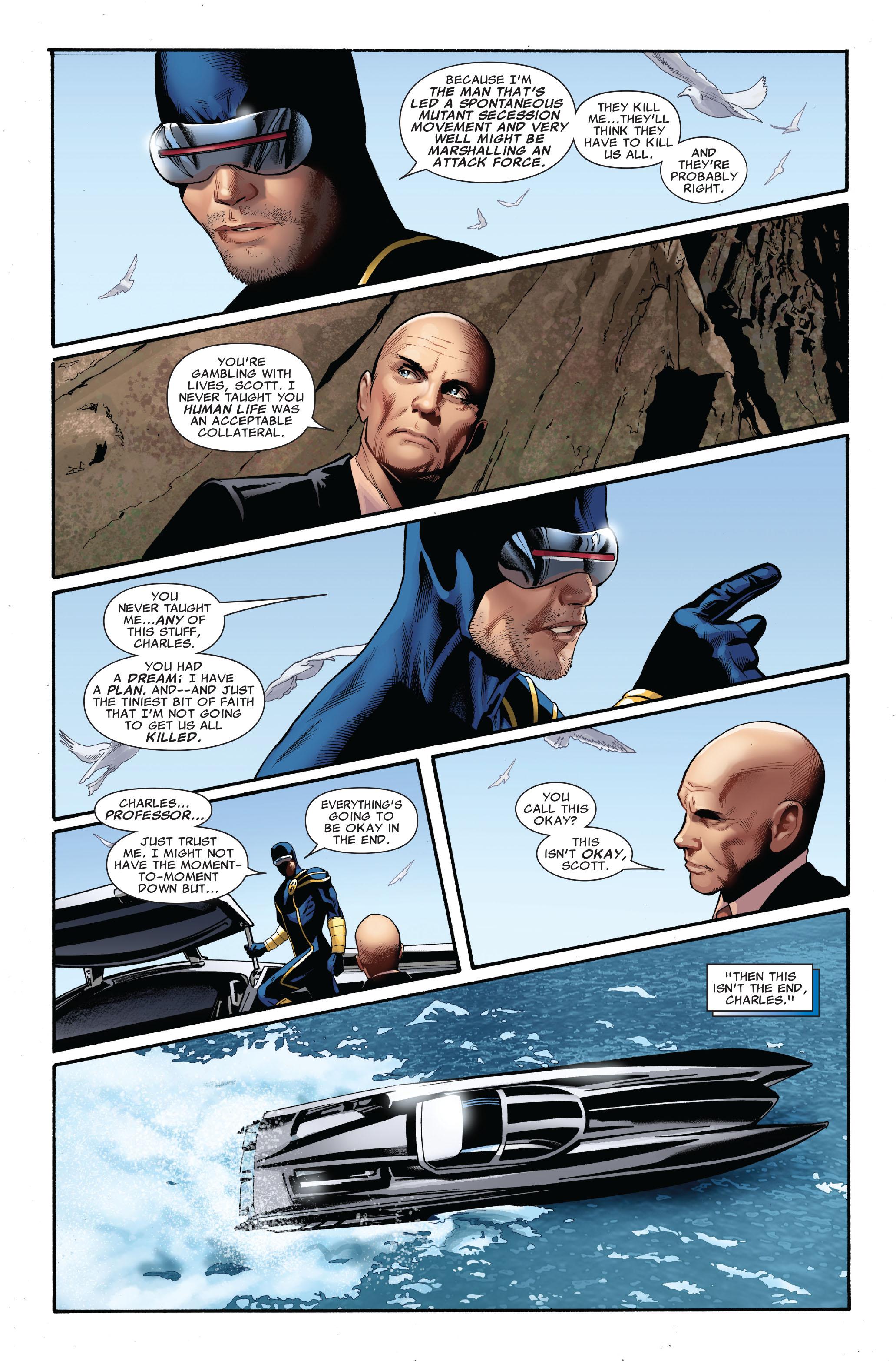 Read online Uncanny X-Men (1963) comic -  Issue #515 - 15