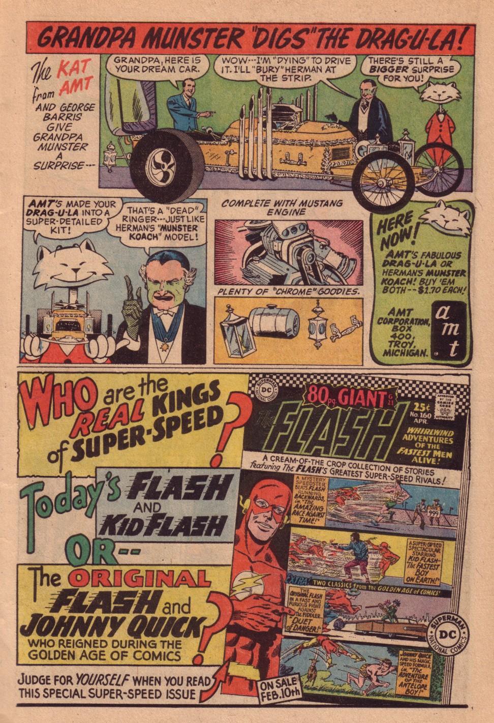 Read online Wonder Woman (1942) comic -  Issue #161 - 9