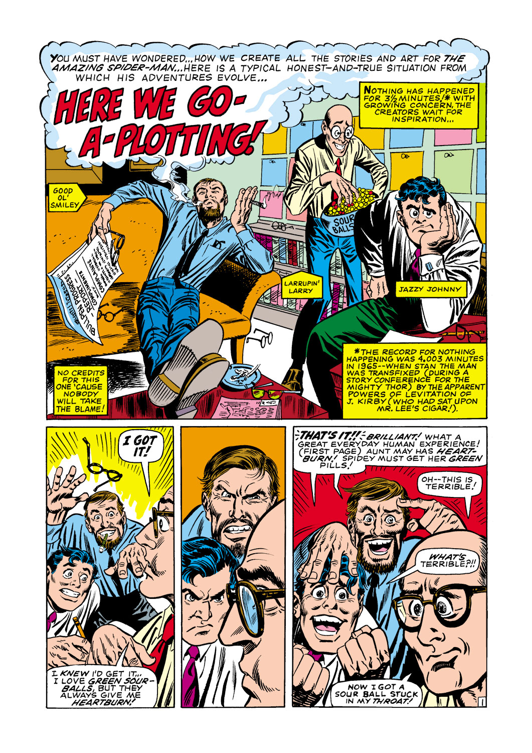 The Amazing Spider-Man (1963) _Annual_5 Page 43