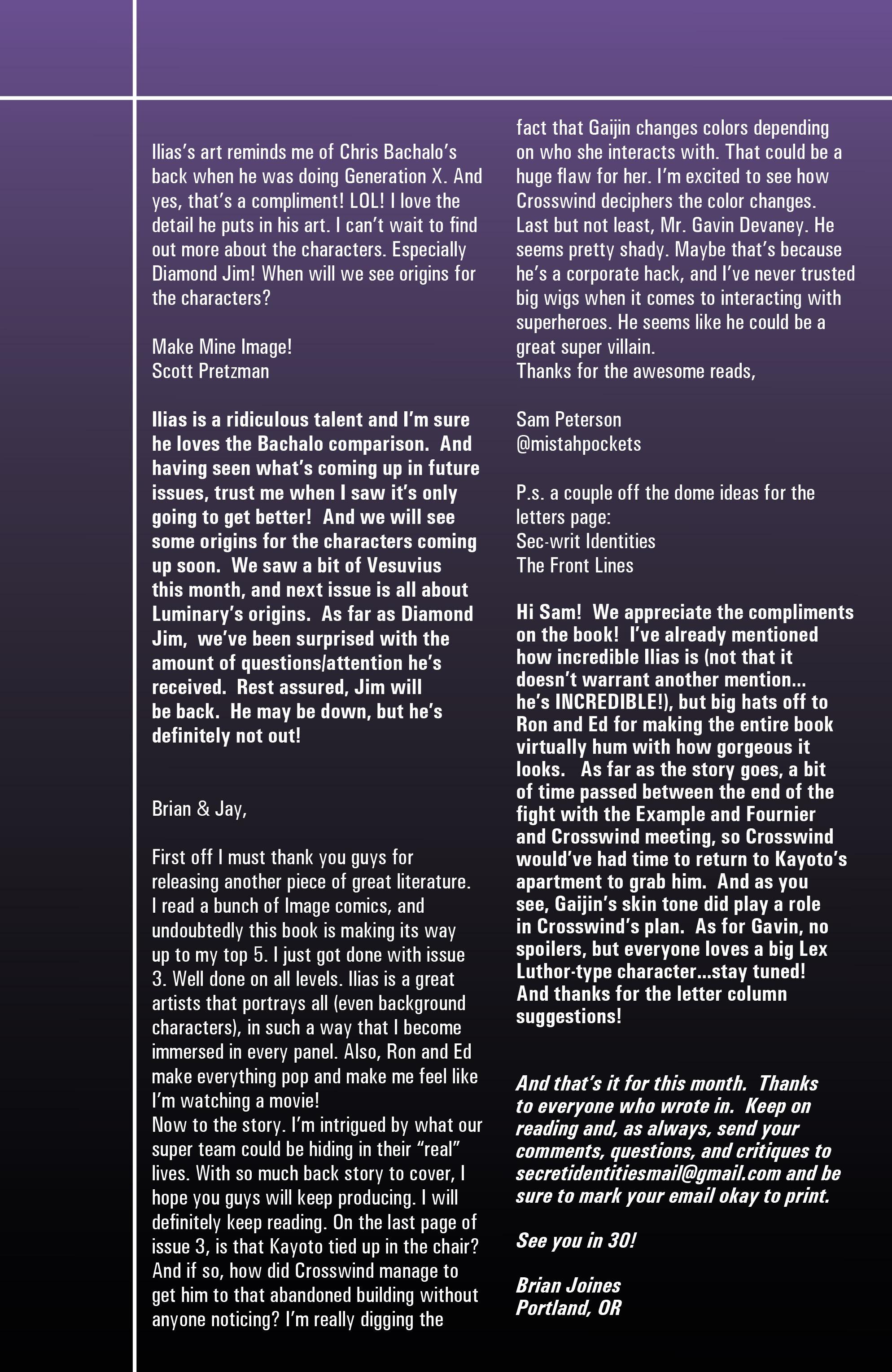 Read online Secret Identities comic -  Issue #4 - 24