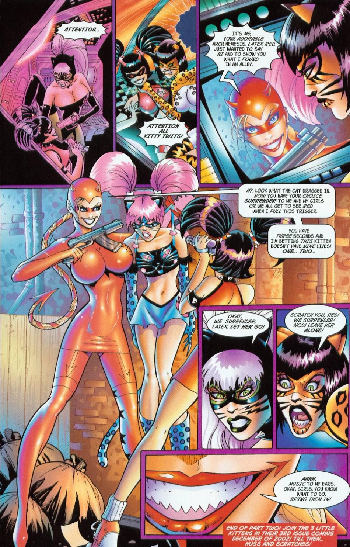 Read online 3 Little Kittens: Purrr-fect Weapons comic -  Issue #2 - 24