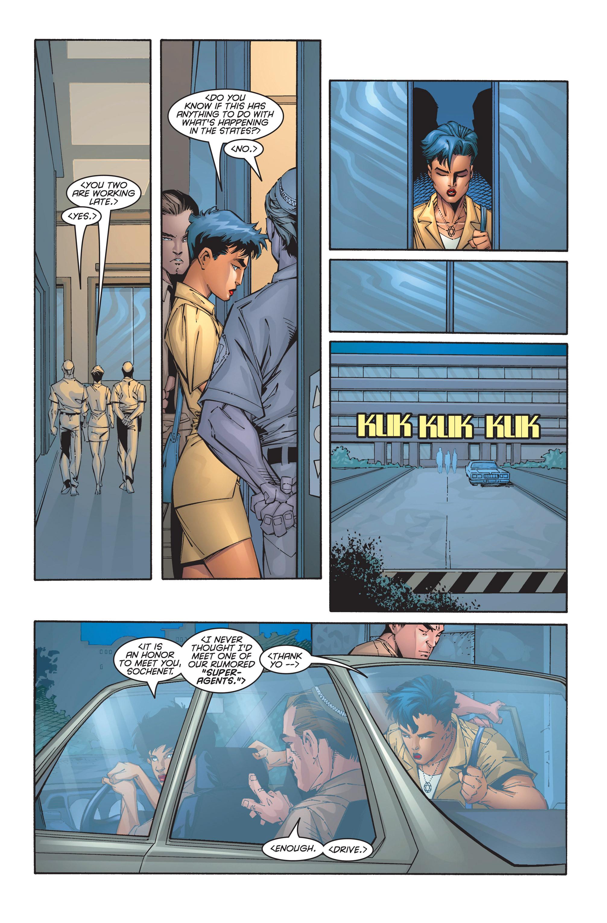 X-Men (1991) 67 Page 4