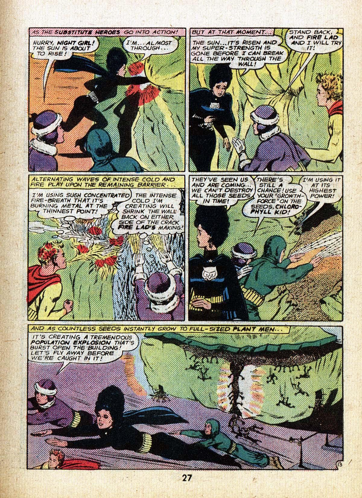 Read online Adventure Comics (1938) comic -  Issue #500 - 27