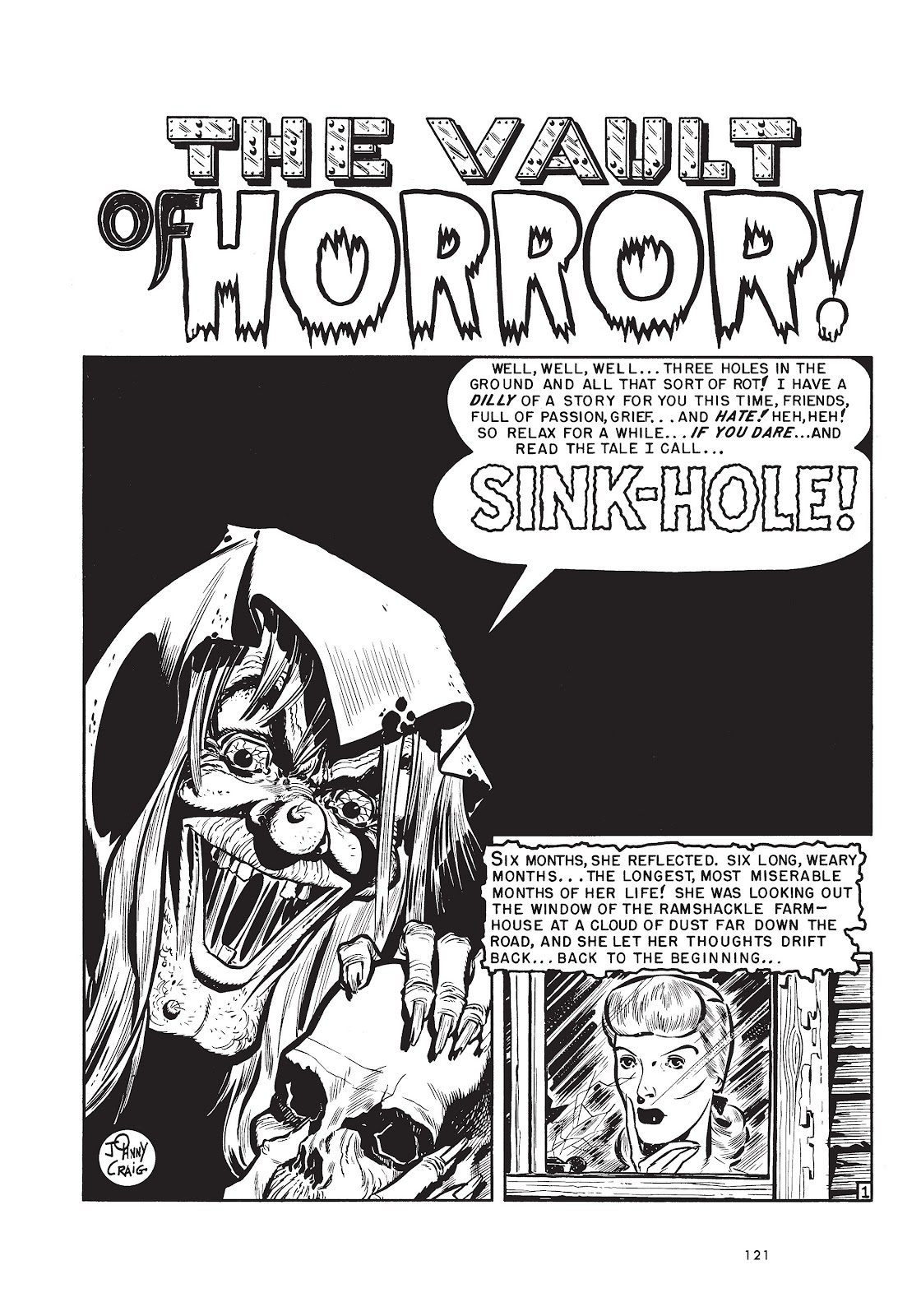 Read online Voodoo Vengeance and Other Stories comic -  Issue # TPB (Part 2) - 39