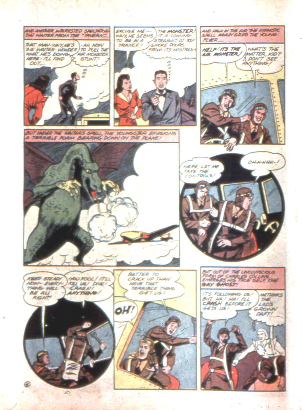 Read online Sensation (Mystery) Comics comic -  Issue #11 - 40