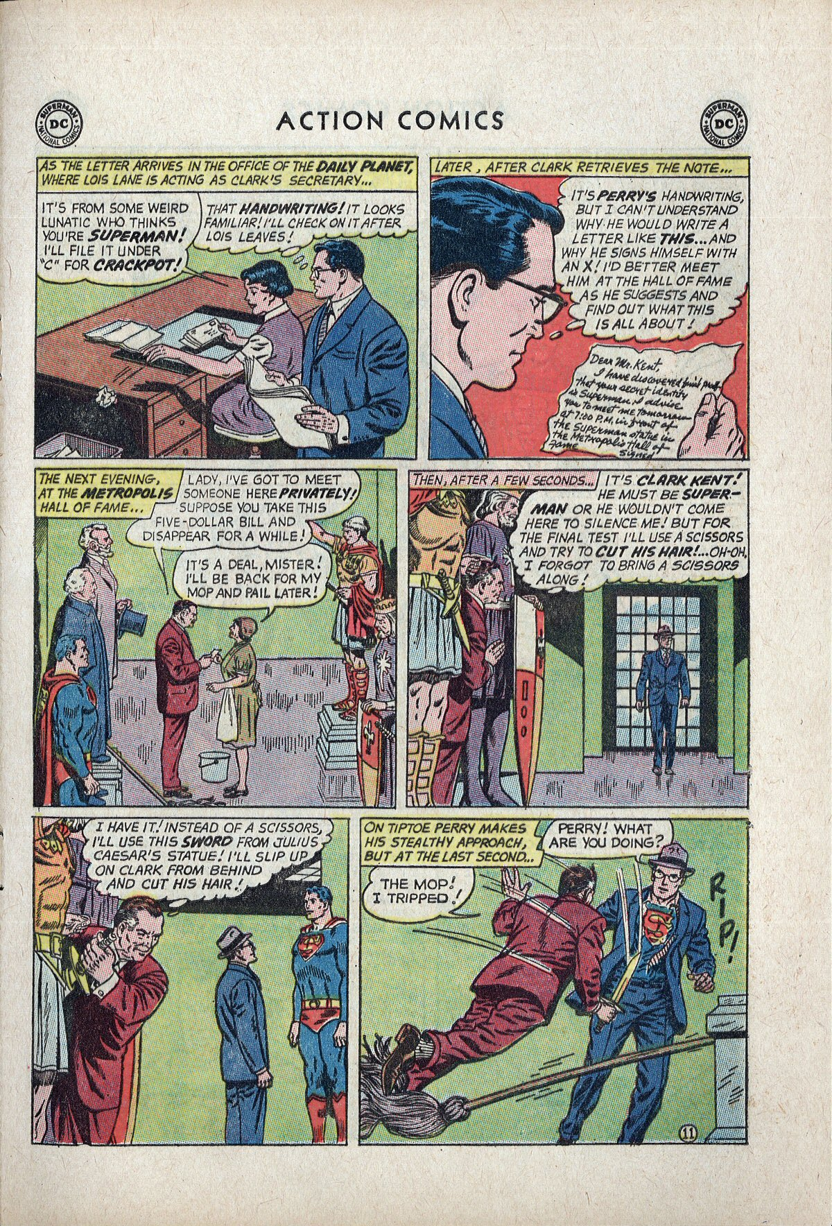 Read online Action Comics (1938) comic -  Issue #297 - 13