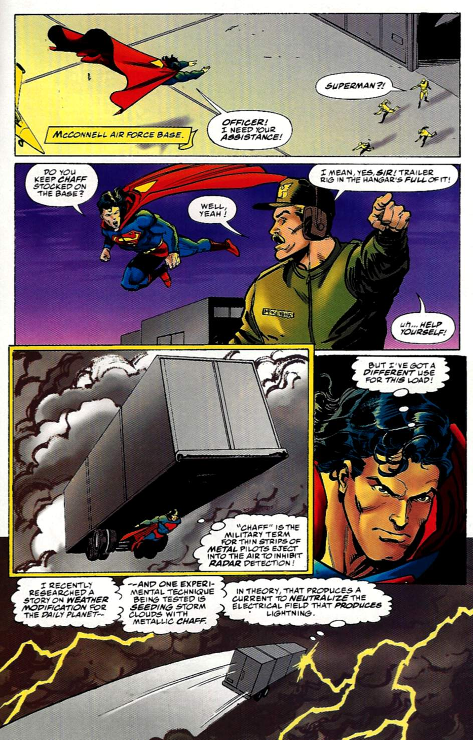 Read online Action Comics (1938) comic -  Issue #722 - 19