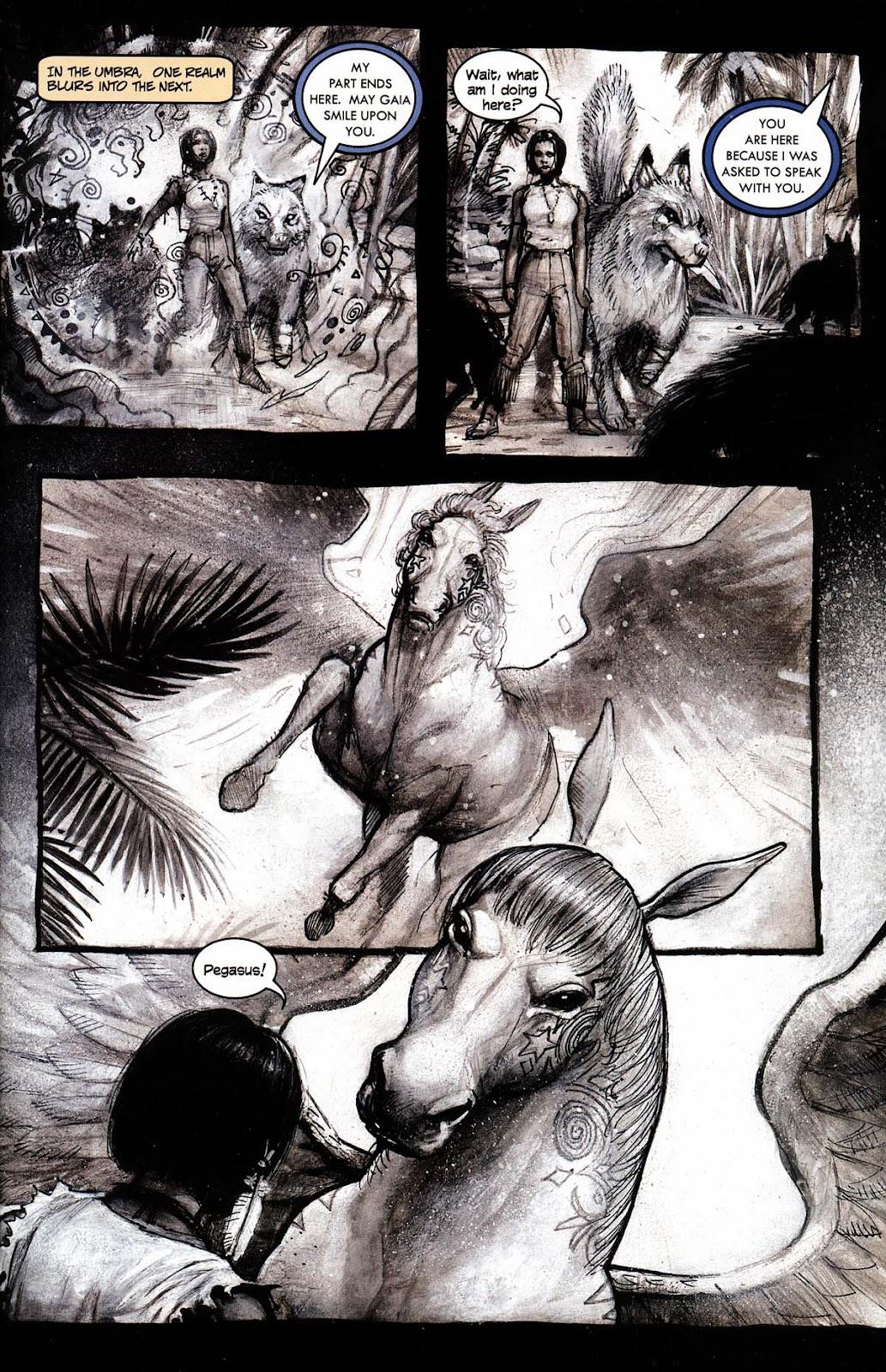 Read online Werewolf the Apocalypse comic -  Issue # Black Furies - 43