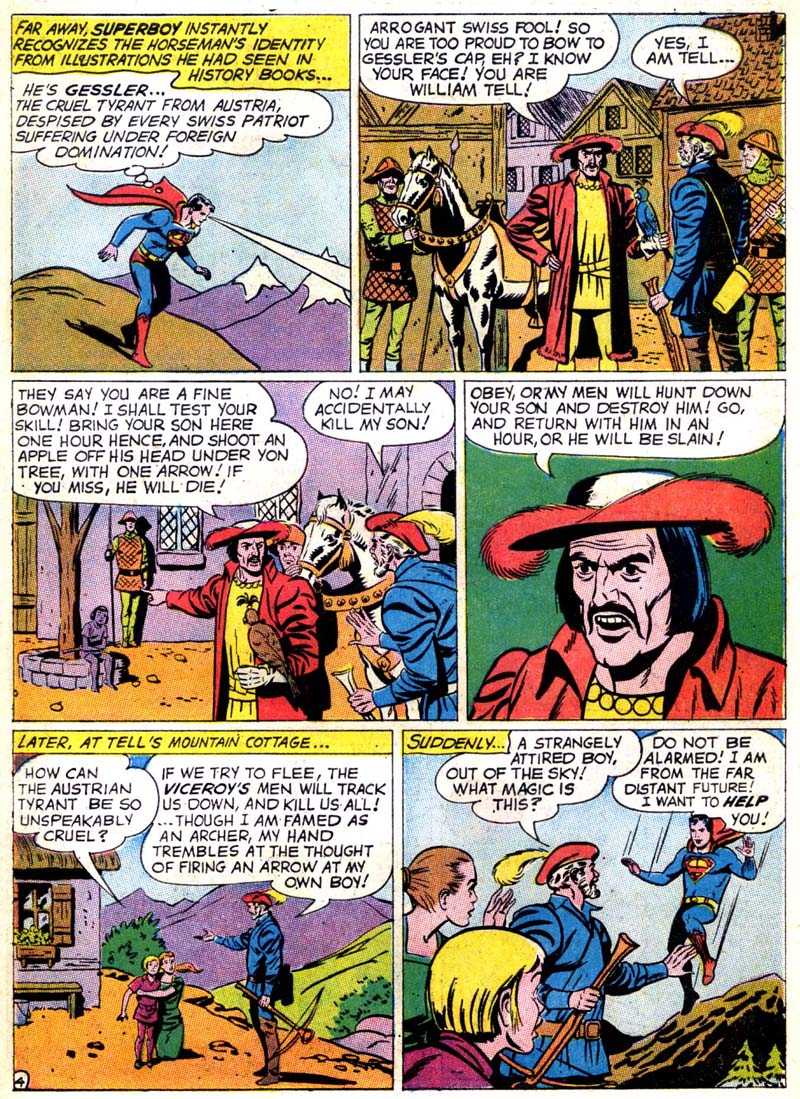 Superboy (1949) issue 145 - Page 21