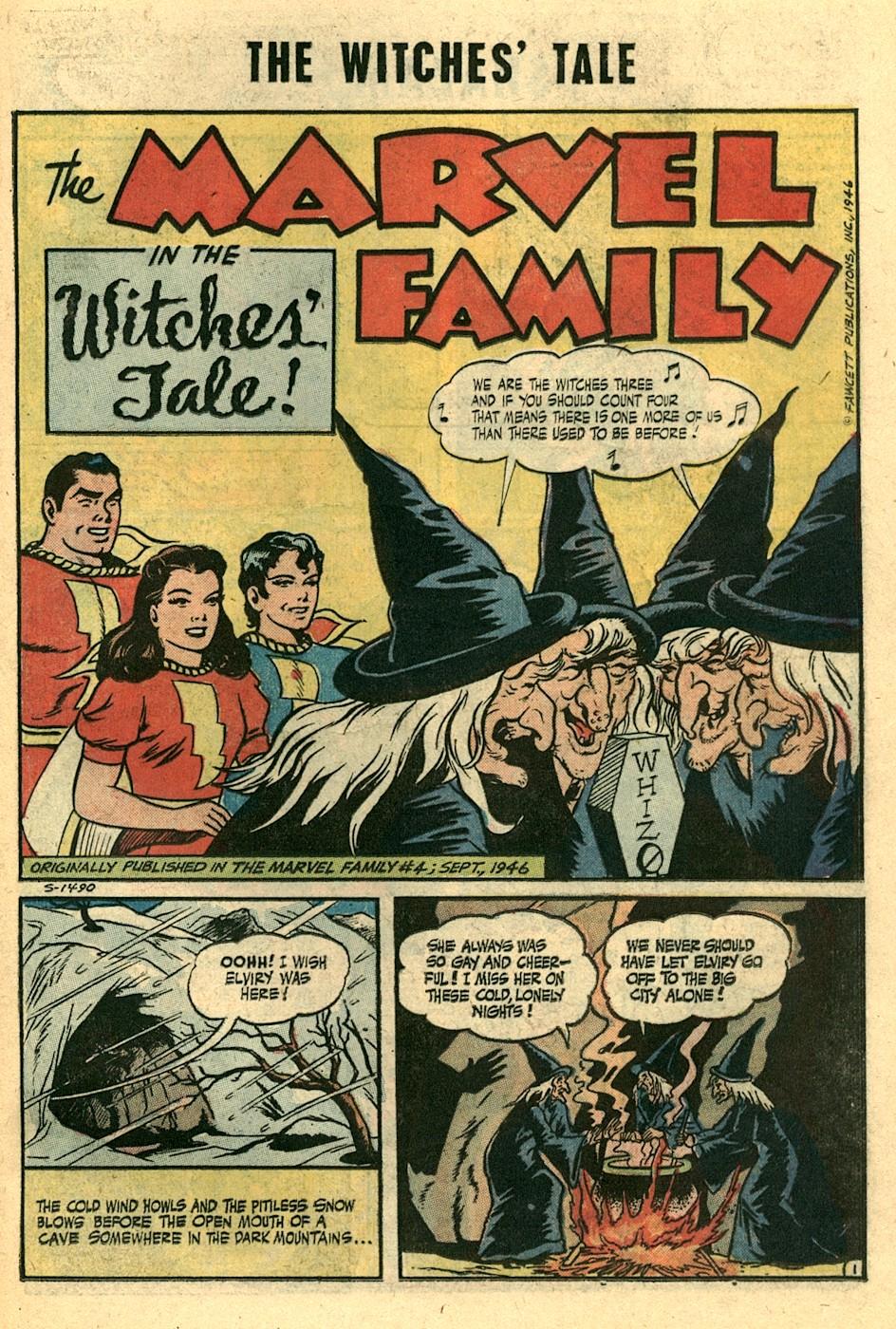 Read online Shazam! (1973) comic -  Issue #3 - 18