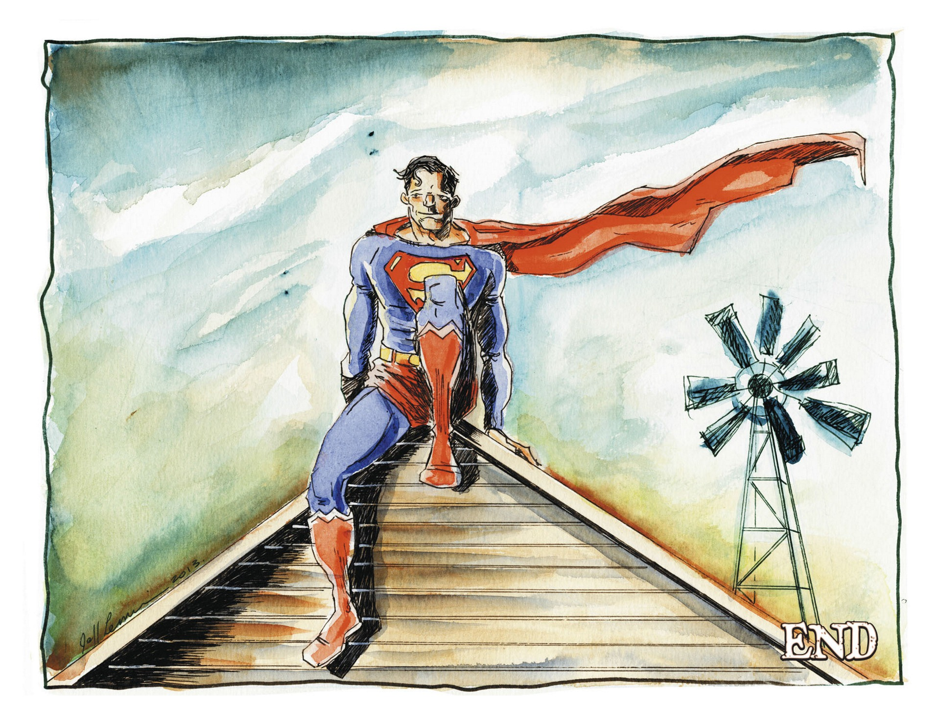 Read online Adventures of Superman [I] comic -  Issue #2 - 22