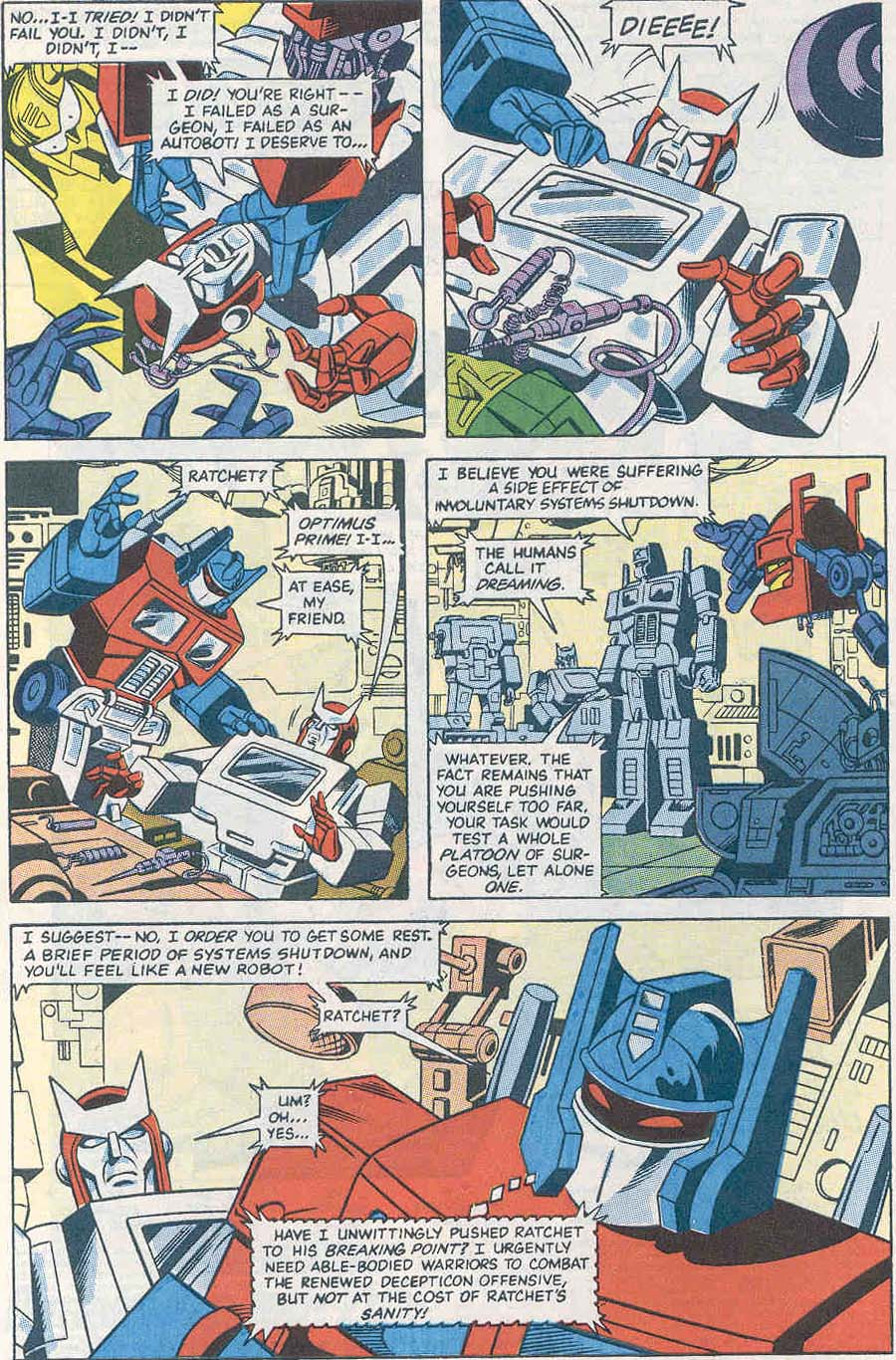 The Transformers (UK) 240 Page 2