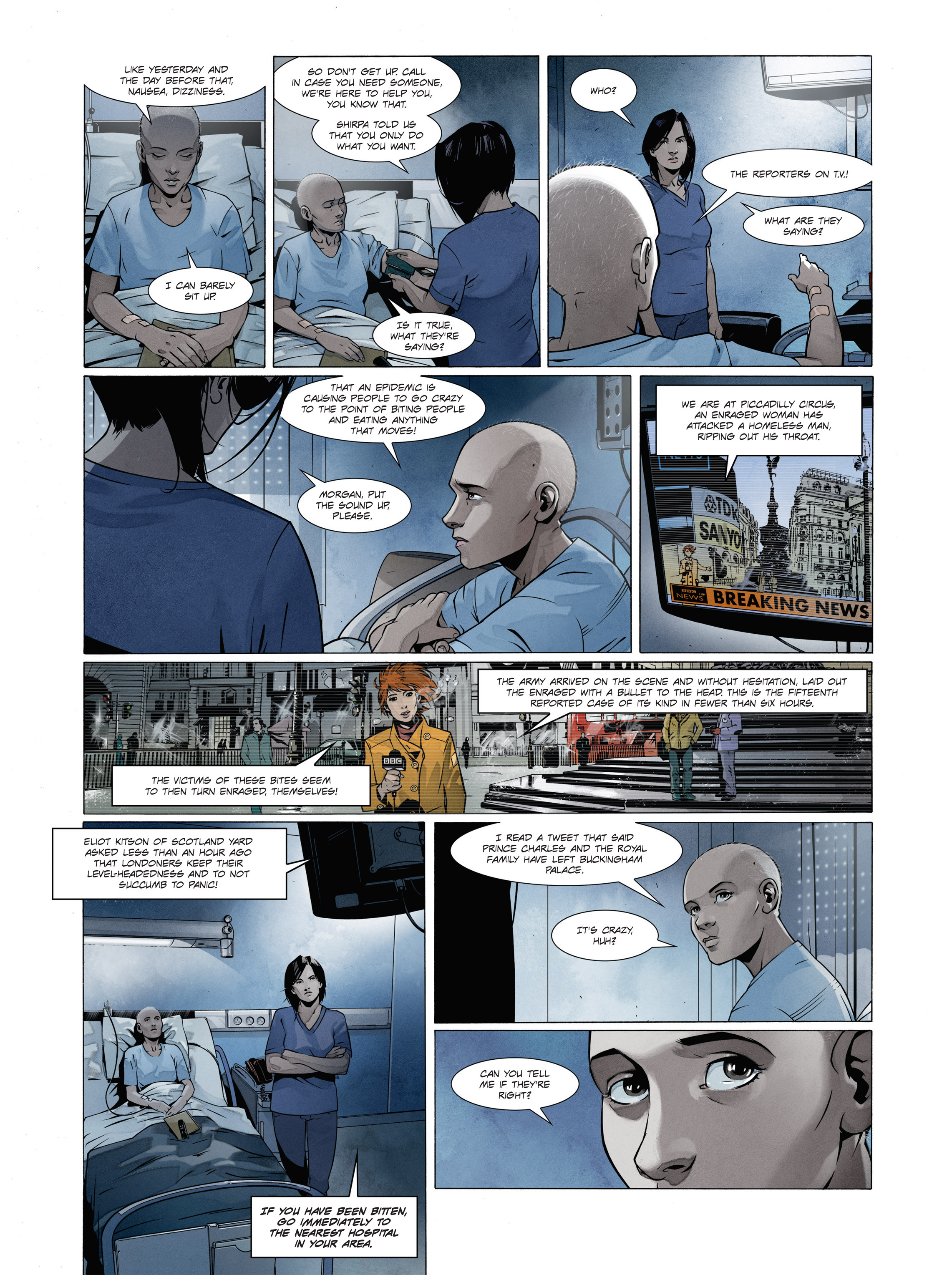 Read online Alice Matheson comic -  Issue #1 - 40