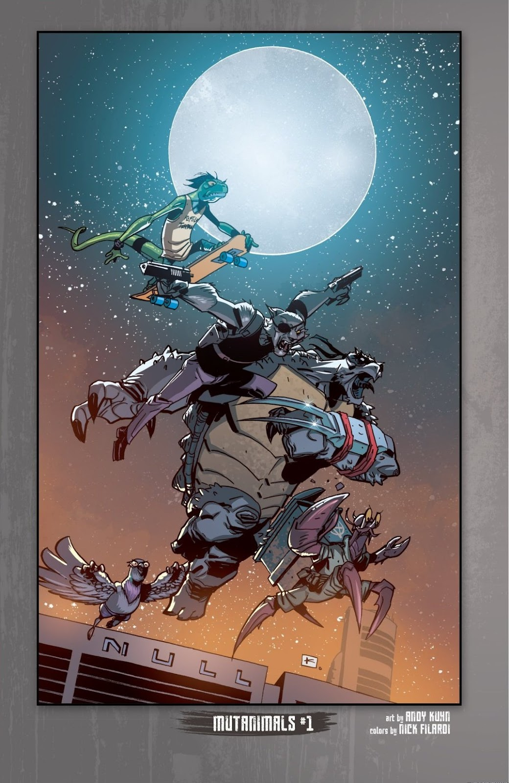 Read online Teenage Mutant Ninja Turtles: The IDW Collection comic -  Issue # TPB 6 (Part 1) - 5