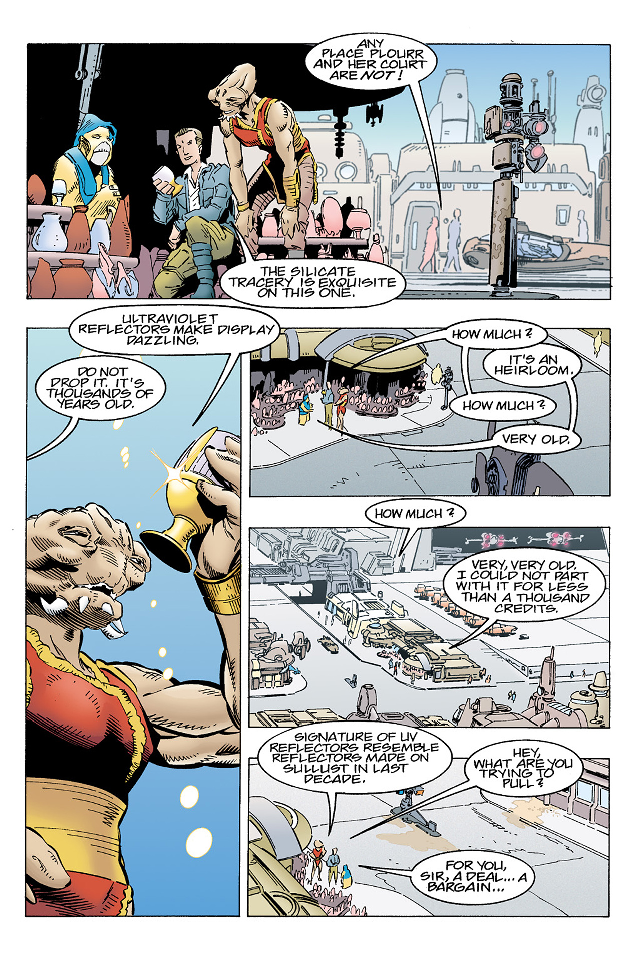 Read online Star Wars Omnibus comic -  Issue # Vol. 3 - 65