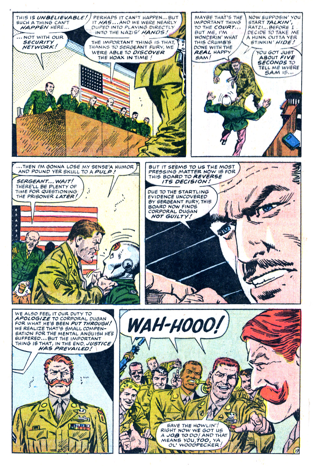Read online Sgt. Fury comic -  Issue #60 - 28