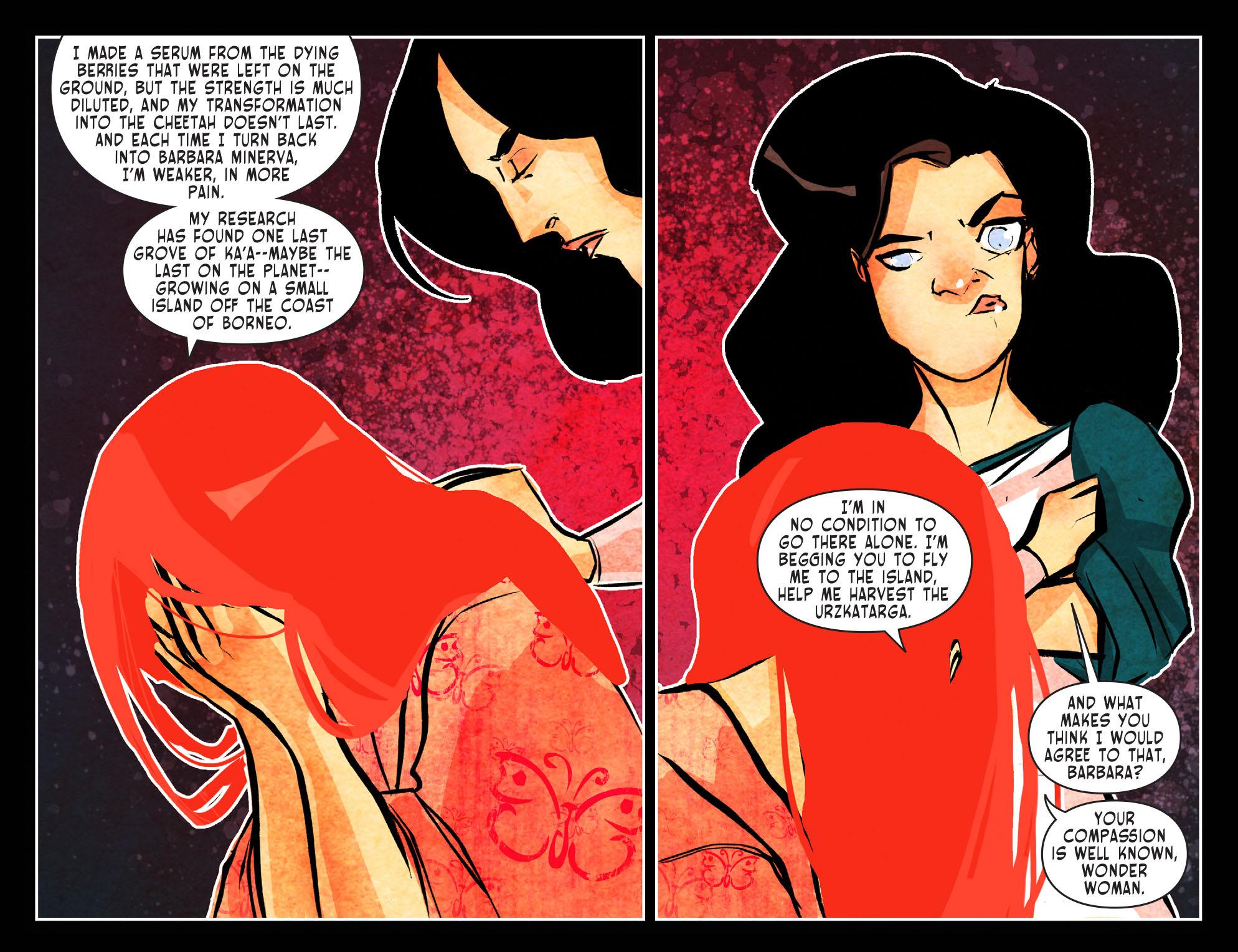 Read online Sensation Comics Featuring Wonder Woman comic -  Issue #49 - 14