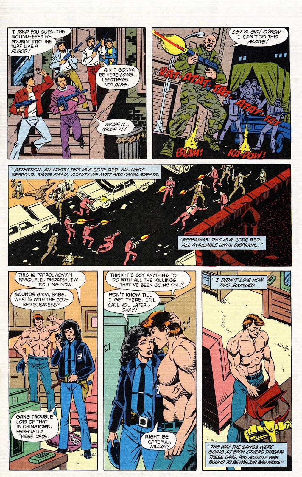 Vigilante (1983) issue 31 - Page 19