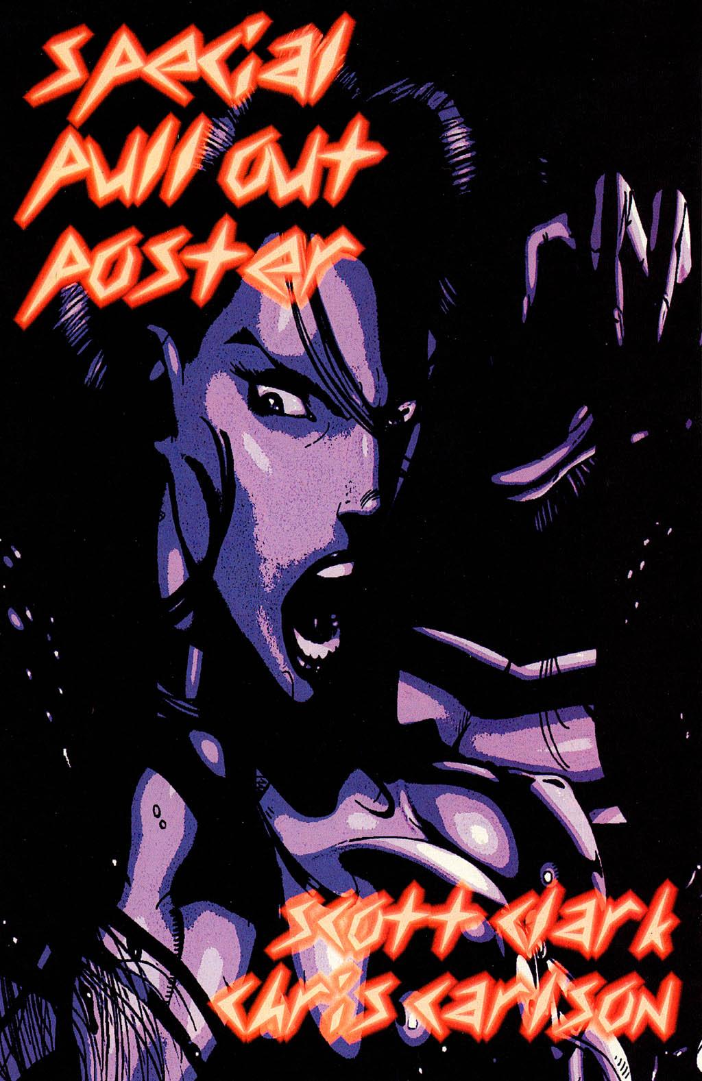 Read online Avengelyne (1996) comic -  Issue #6 - 15